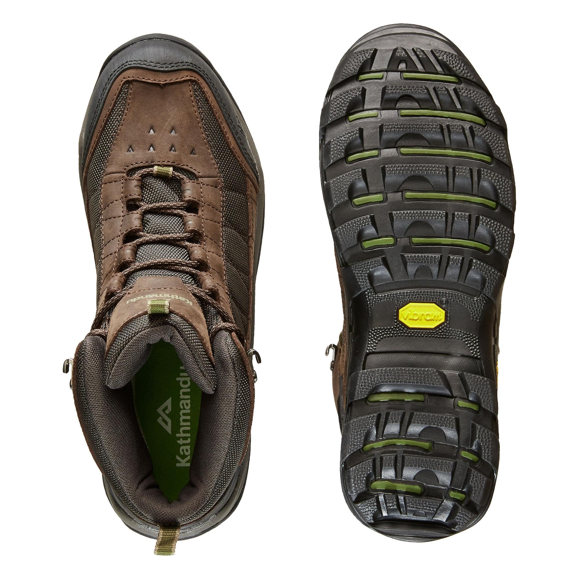NEW-Kathmandu-Mornington-Mens-Vibram-Rubber-Waterproof-Lightweight-Hiking-Boots thumbnail 6