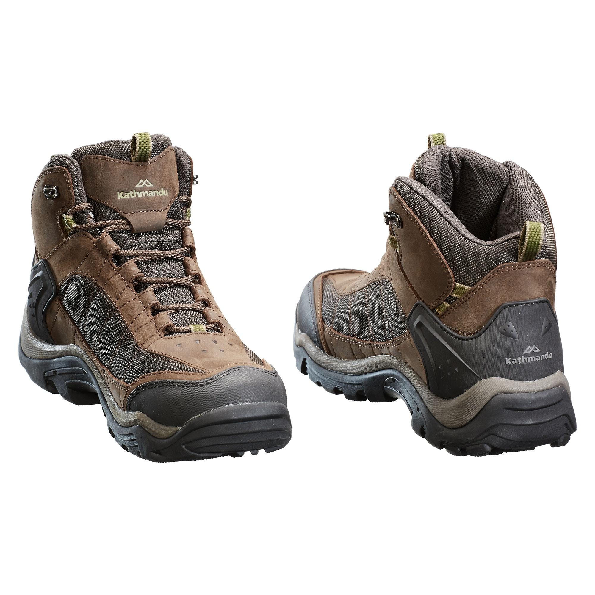 NEW-Kathmandu-Mornington-Mens-Vibram-Rubber-Waterproof-Lightweight-Hiking-Boots thumbnail 7