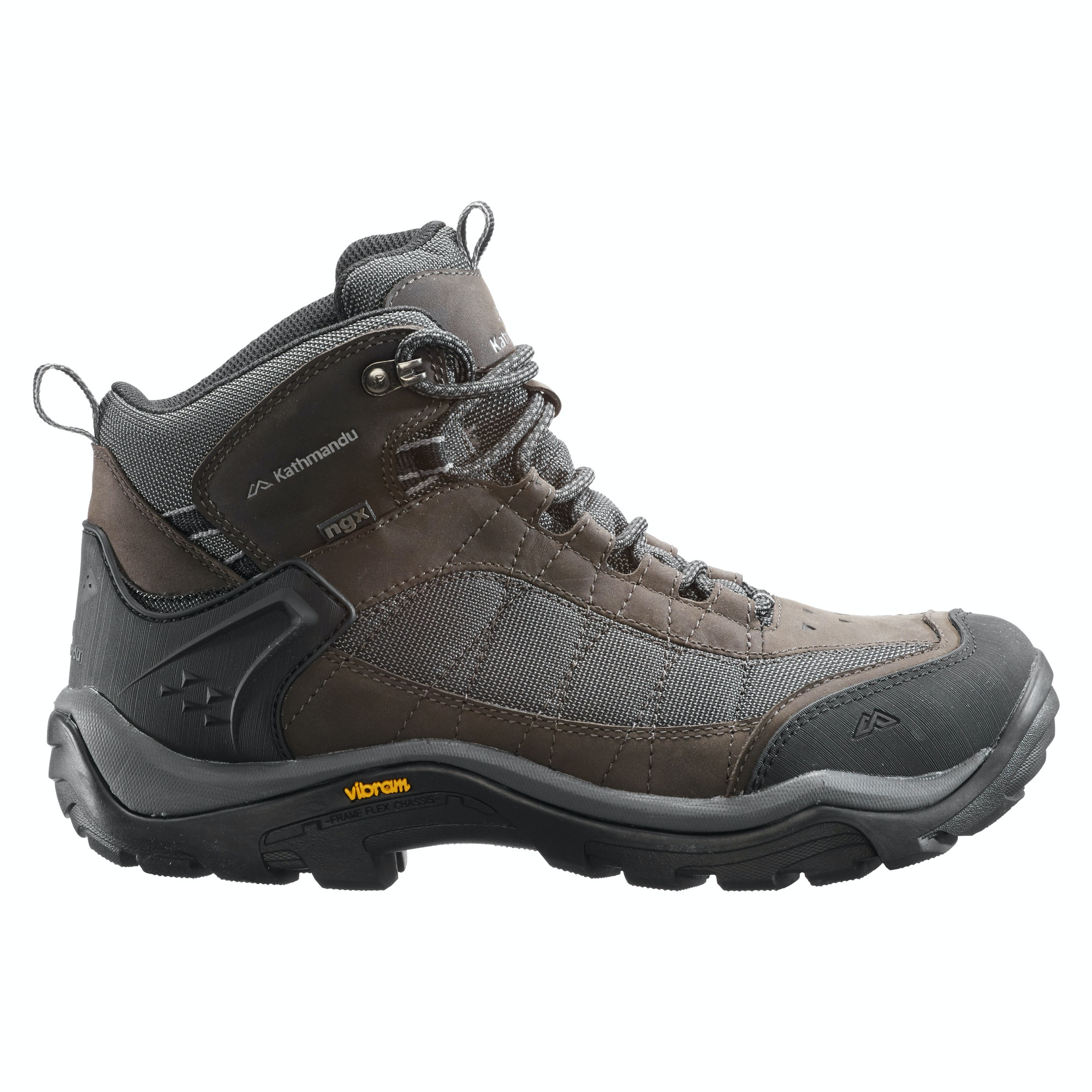 NEW-Kathmandu-Mornington-Mens-Vibram-Rubber-Waterproof-Lightweight-Hiking-Boots thumbnail 11
