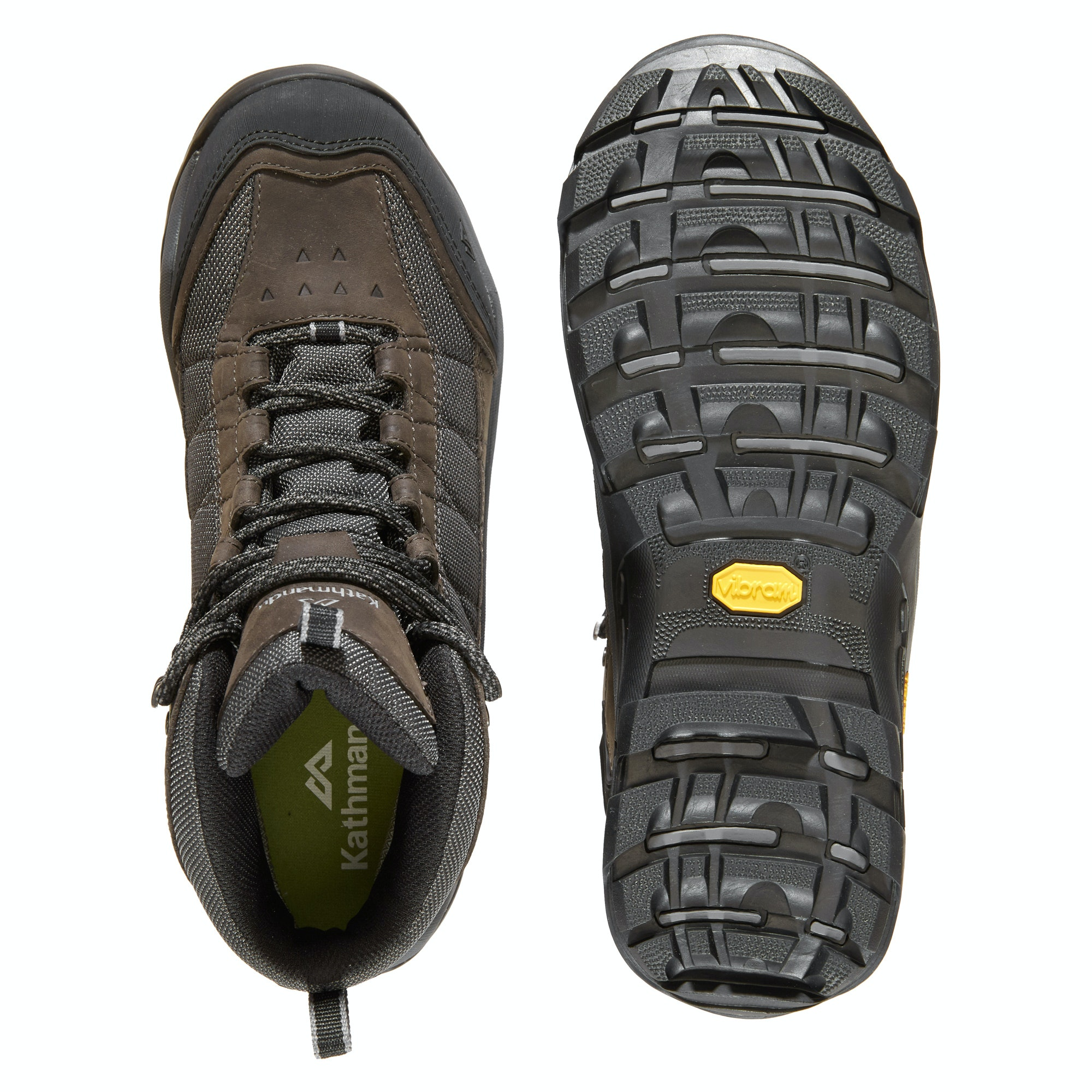 NEW-Kathmandu-Mornington-Mens-Vibram-Rubber-Waterproof-Lightweight-Hiking-Boots thumbnail 12