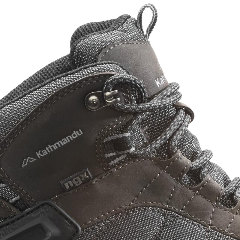 NEW-Kathmandu-Mornington-Mens-Vibram-Rubber-Waterproof-Lightweight-Hiking-Boots thumbnail 14