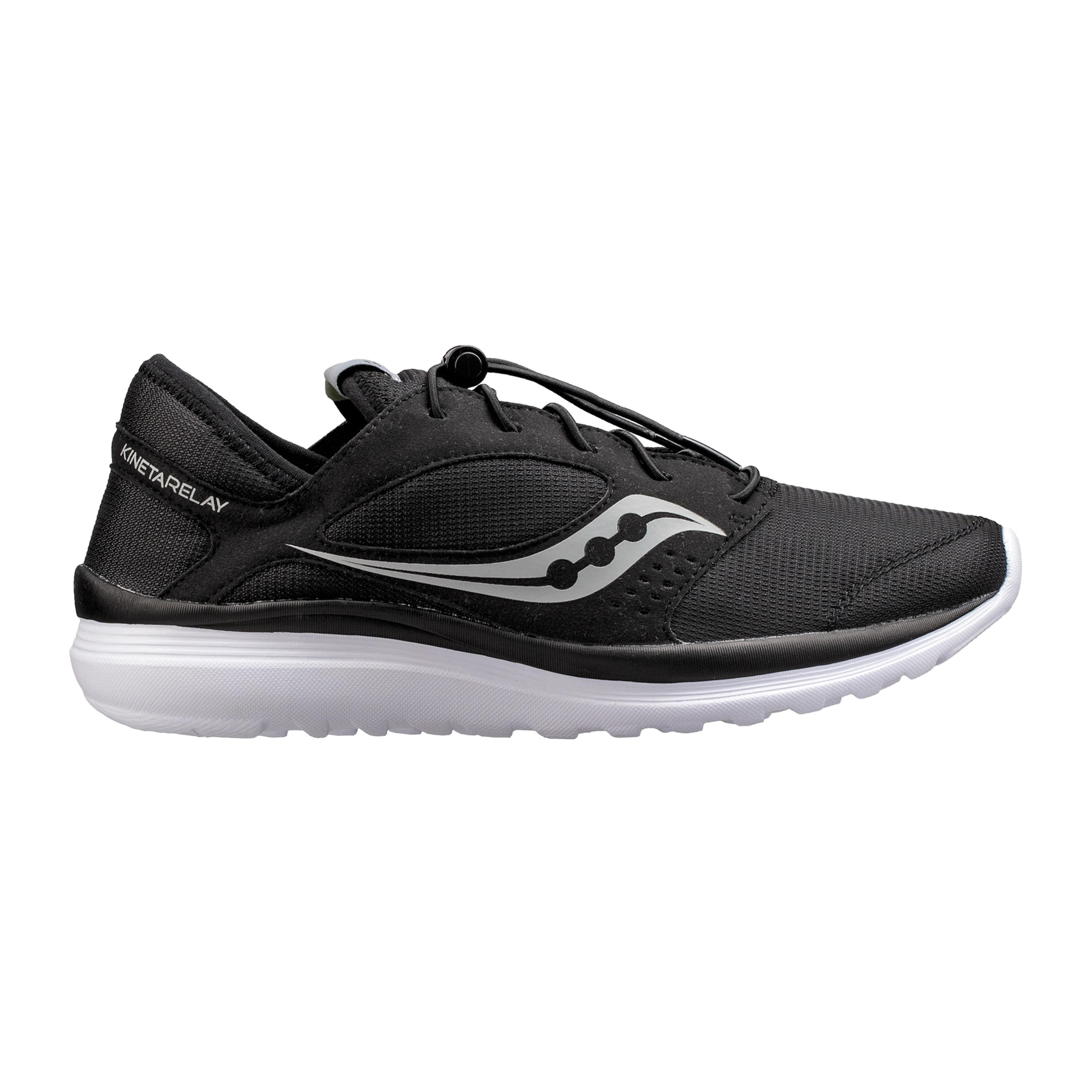 85024e29b60d Saucony Kineta Relay Men s Active Lifestyle Shoes - Heather Black