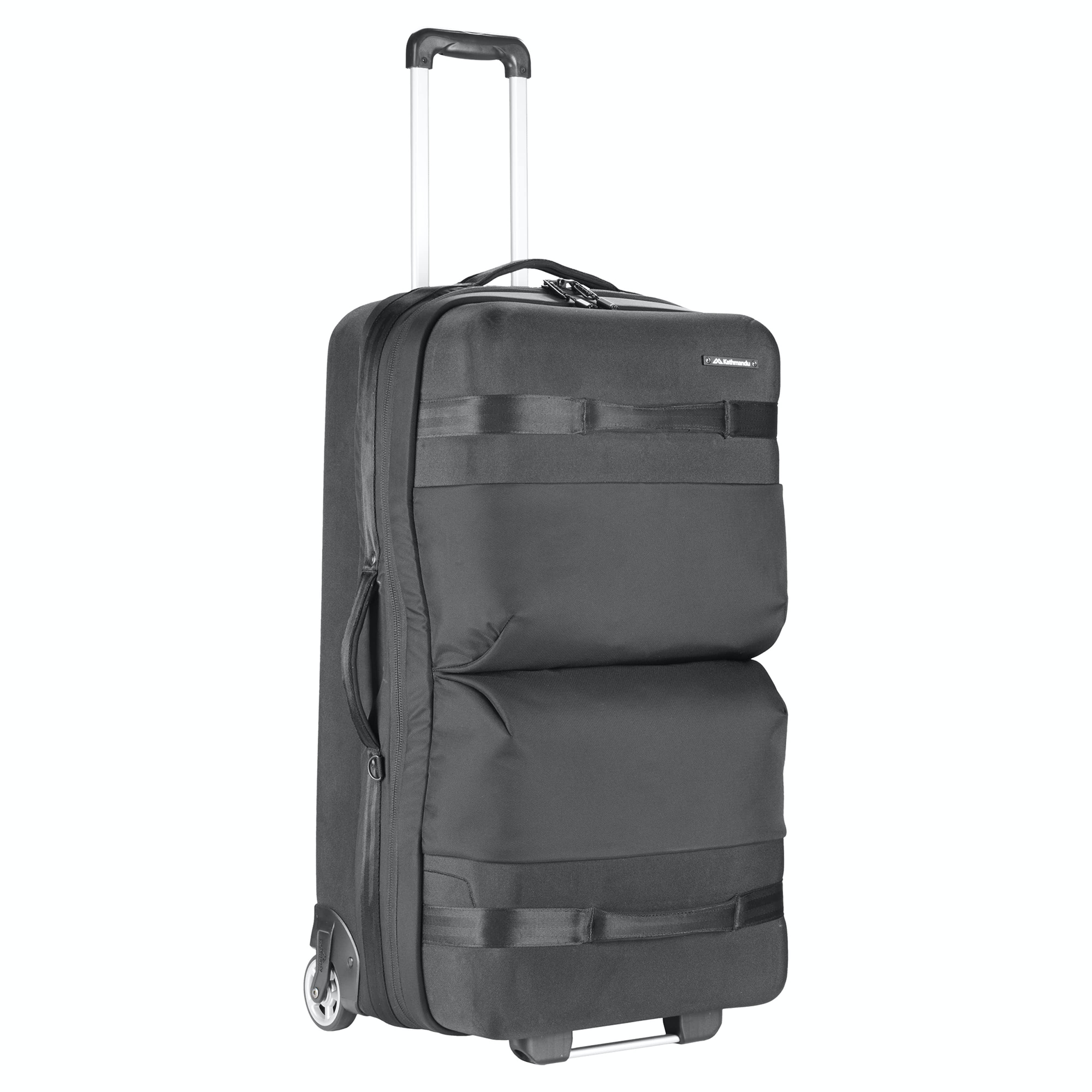 758a877653 Jet 80L Hard Shell Wheeled Luggage Trolley