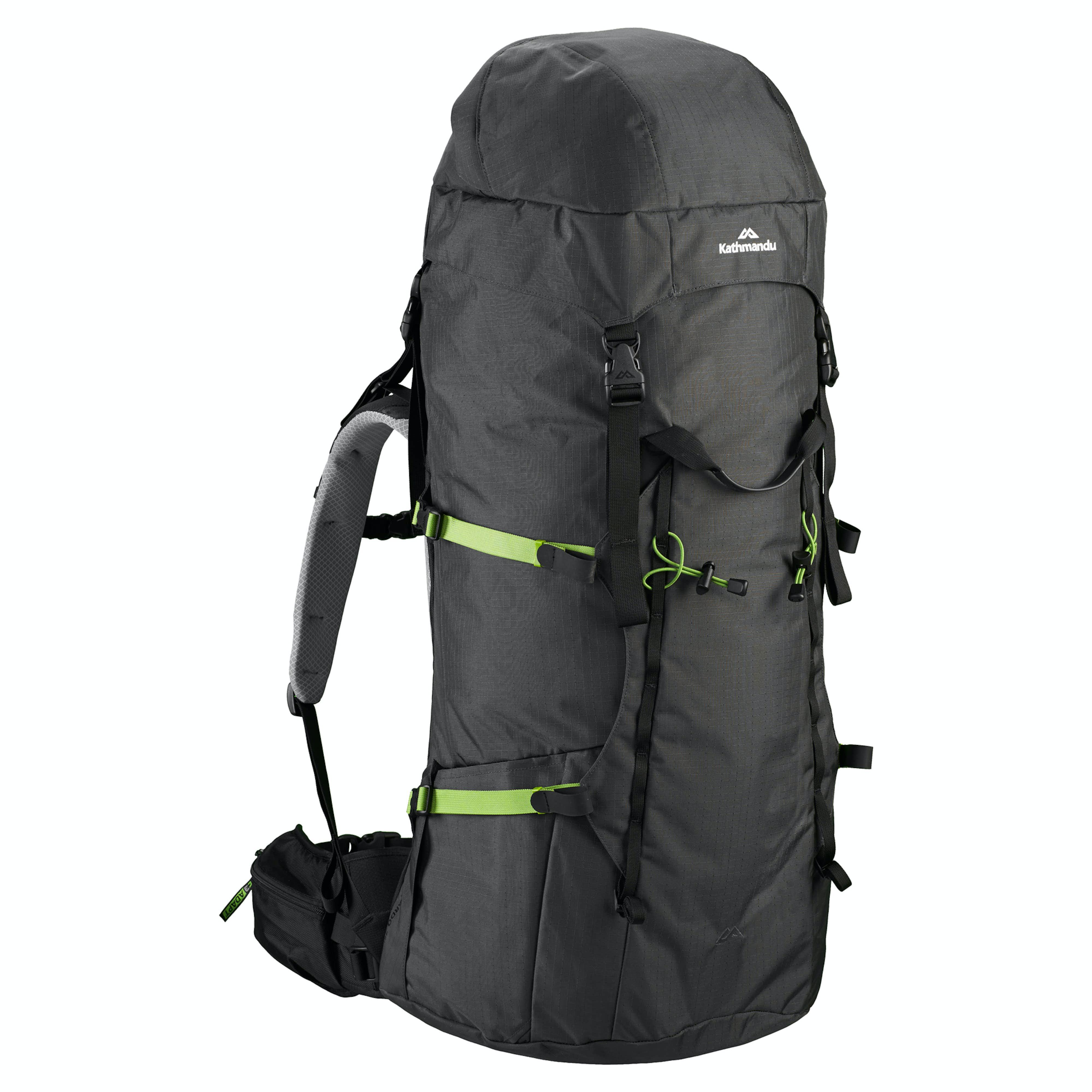 9f173c8d82a4 Vardo gridTECH 75L Backpack v2 - Granite