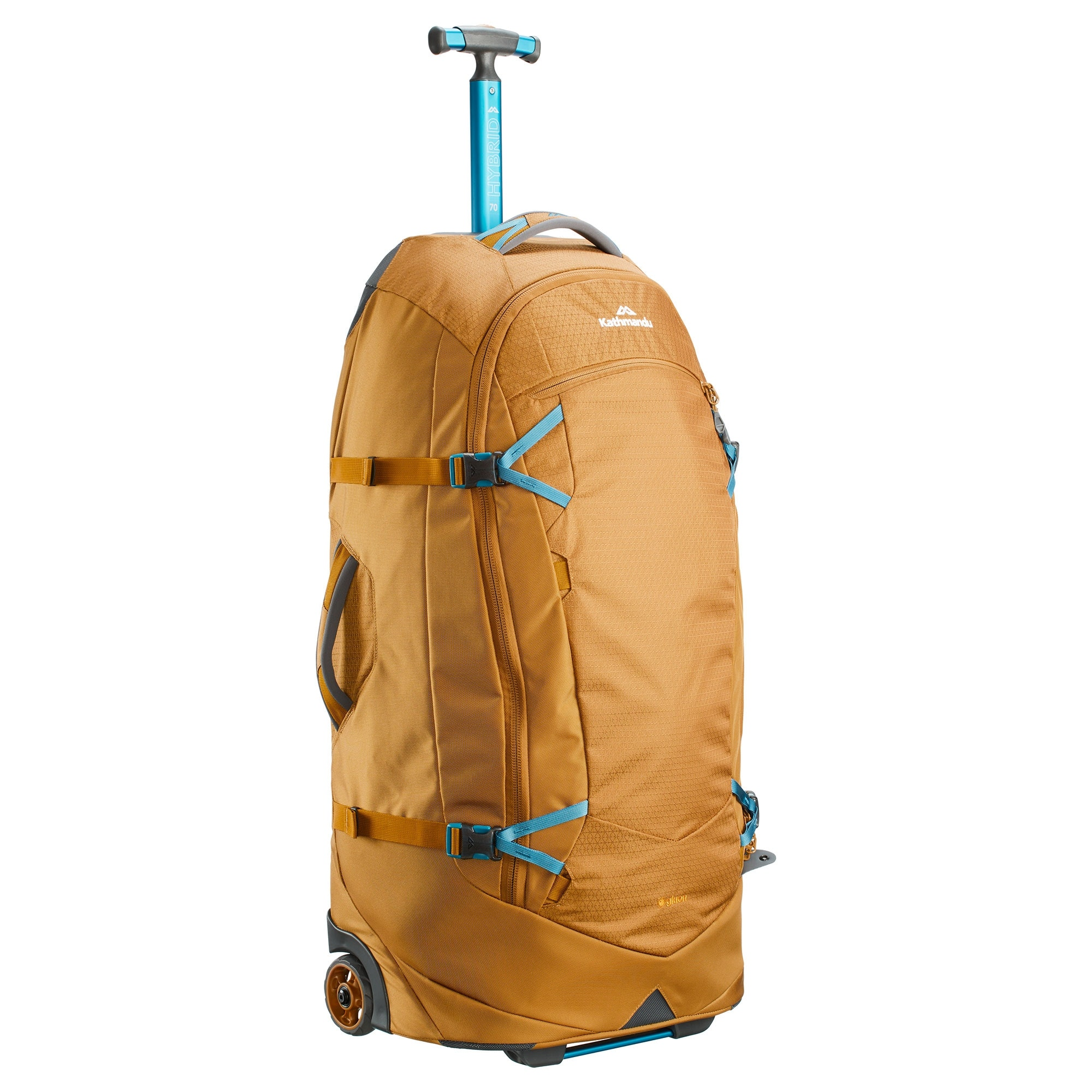 thumbnail 17 - NEW-Kathmandu-Hybrid-70L-Backpack-Wheeled-Handle-Luggage-Bag-Travel-Trolley