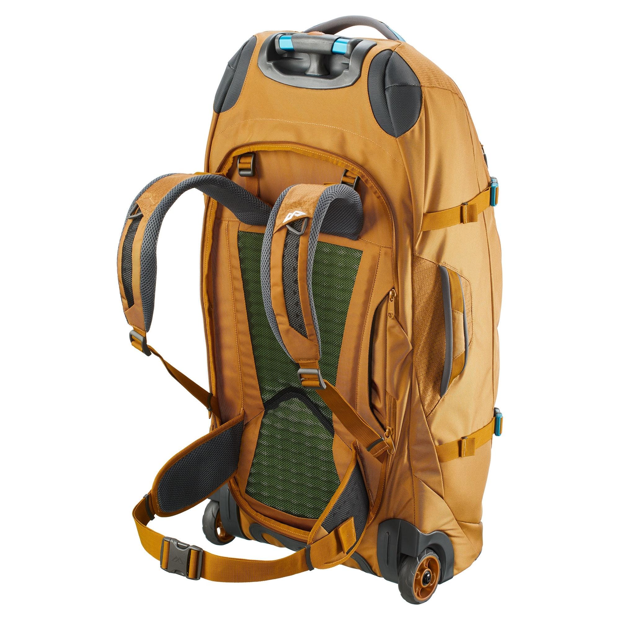 thumbnail 19 - NEW-Kathmandu-Hybrid-70L-Backpack-Wheeled-Handle-Luggage-Bag-Travel-Trolley