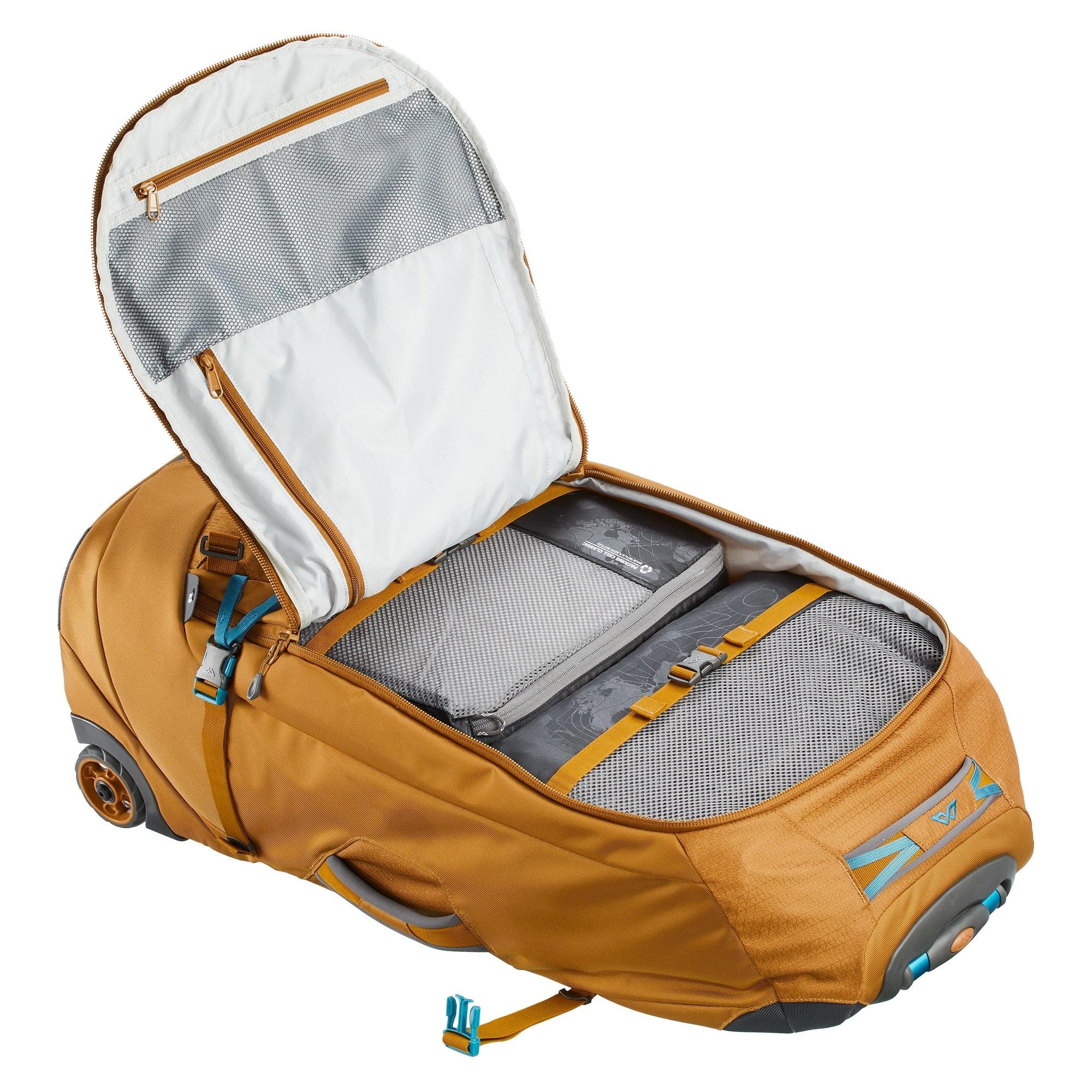 thumbnail 20 - NEW-Kathmandu-Hybrid-70L-Backpack-Wheeled-Handle-Luggage-Bag-Travel-Trolley