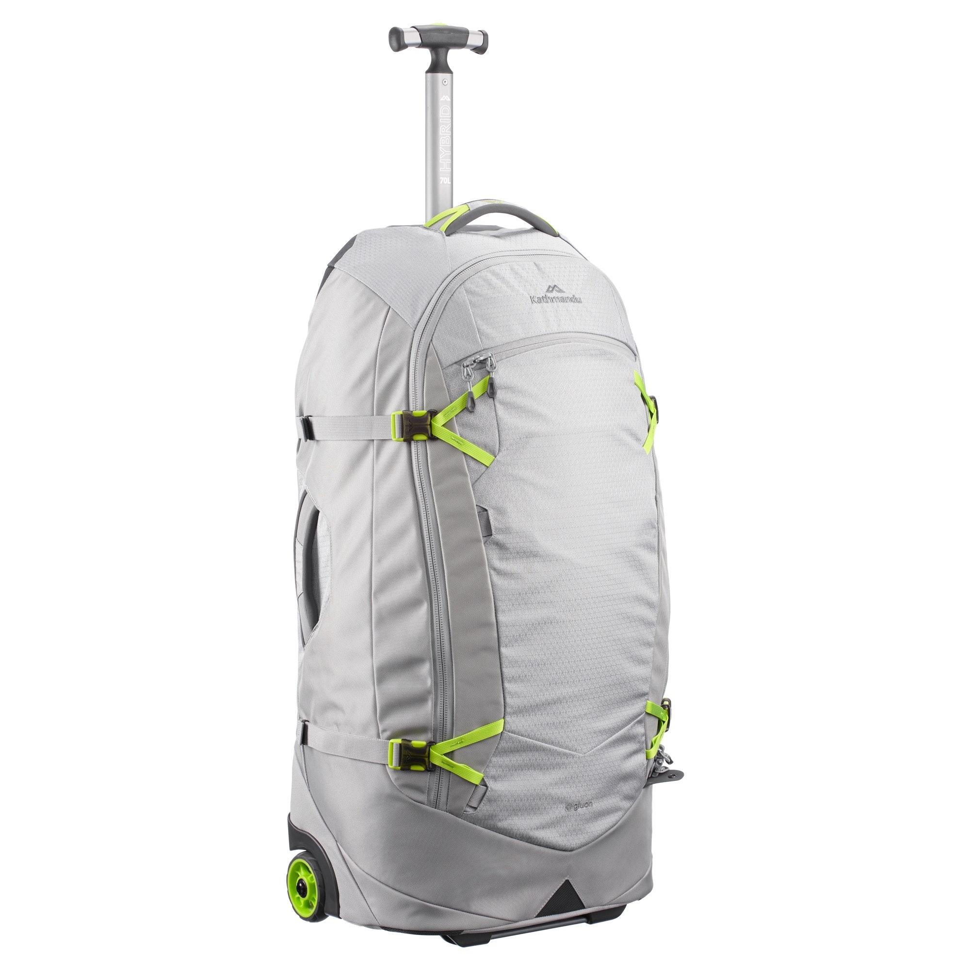 thumbnail 28 - NEW-Kathmandu-Hybrid-70L-Backpack-Wheeled-Handle-Luggage-Bag-Travel-Trolley
