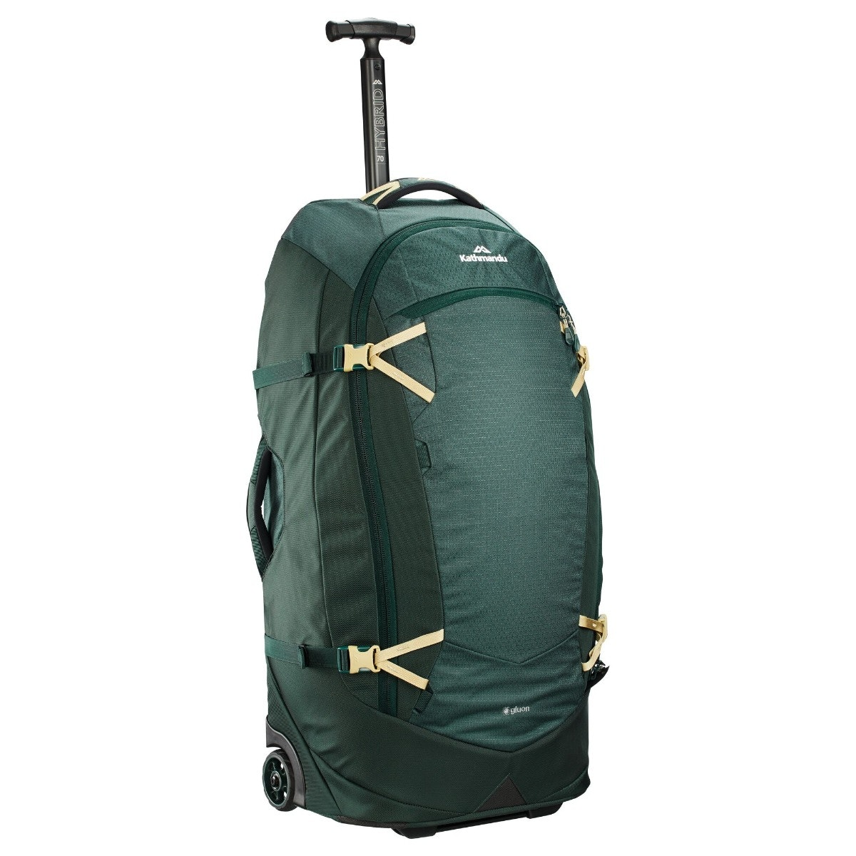 thumbnail 22 - NEW-Kathmandu-Hybrid-70L-Backpack-Wheeled-Handle-Luggage-Bag-Travel-Trolley