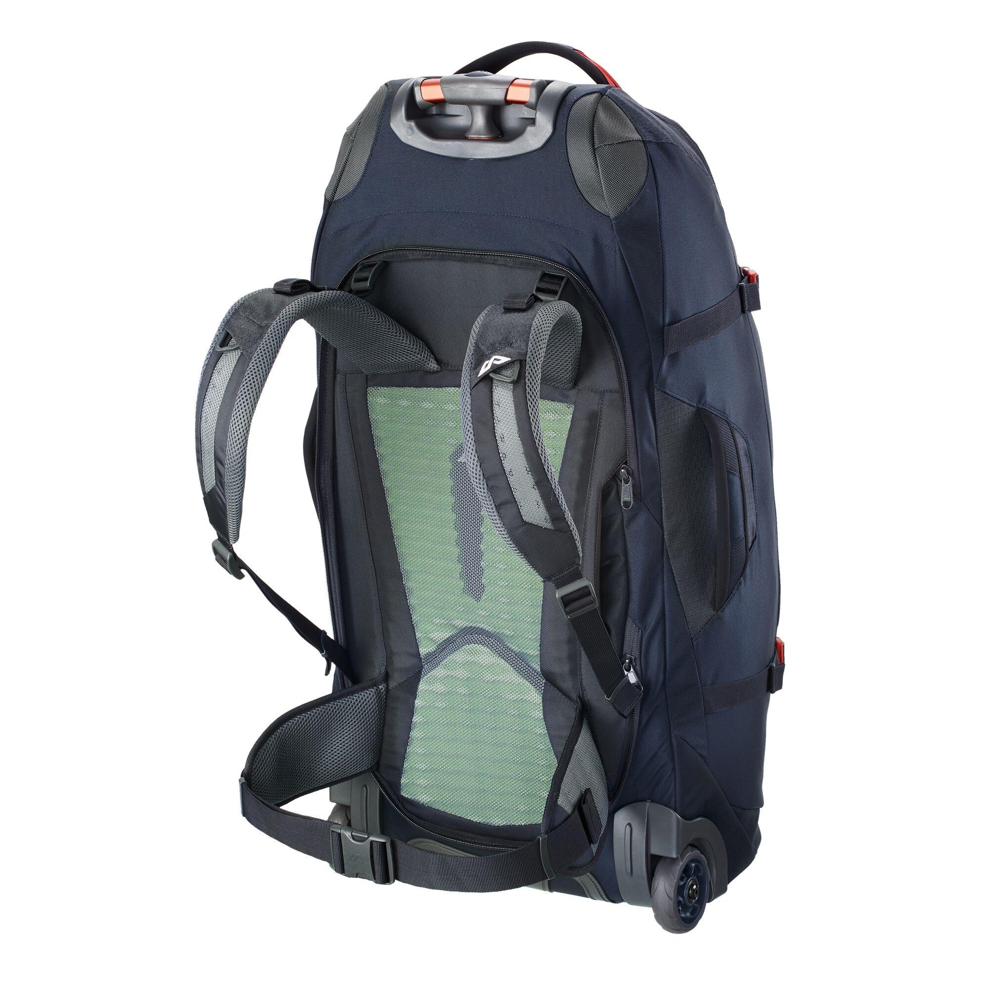 thumbnail 12 - NEW-Kathmandu-Hybrid-70L-Backpack-Wheeled-Handle-Luggage-Bag-Travel-Trolley