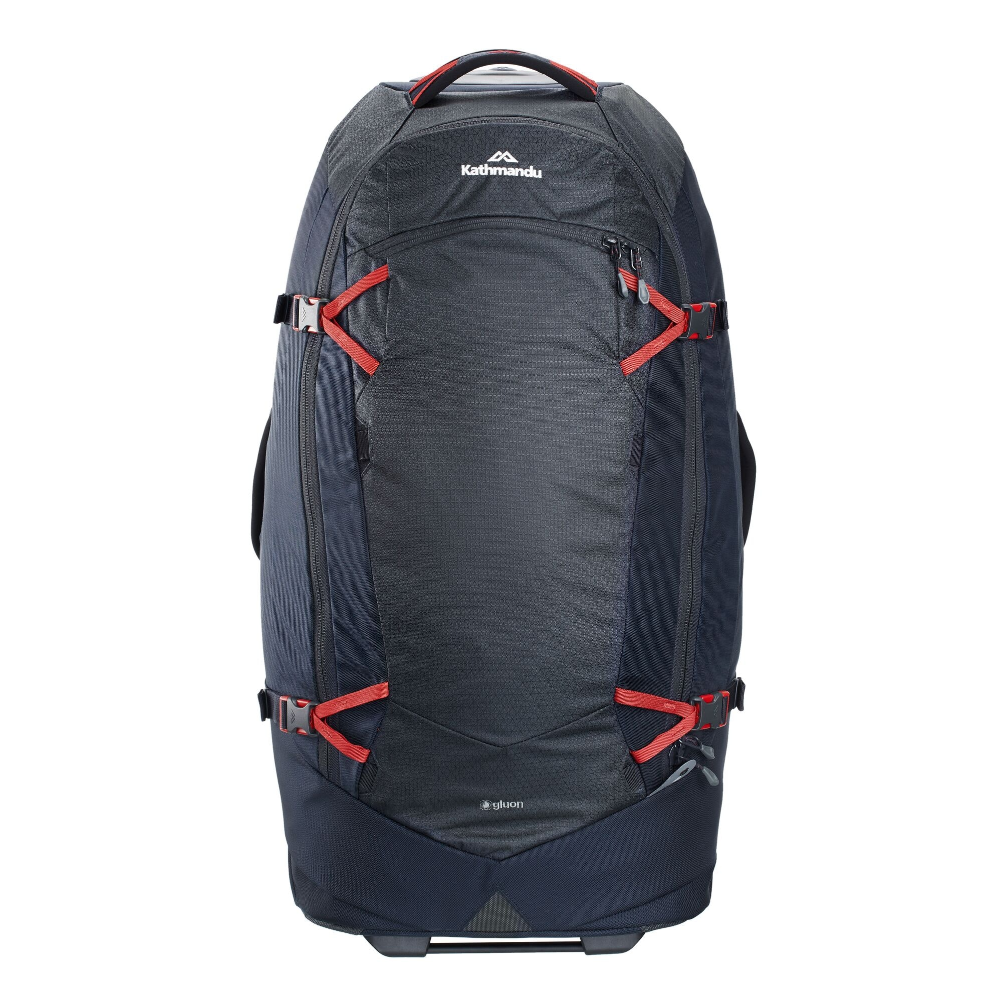 thumbnail 13 - NEW-Kathmandu-Hybrid-70L-Backpack-Wheeled-Handle-Luggage-Bag-Travel-Trolley