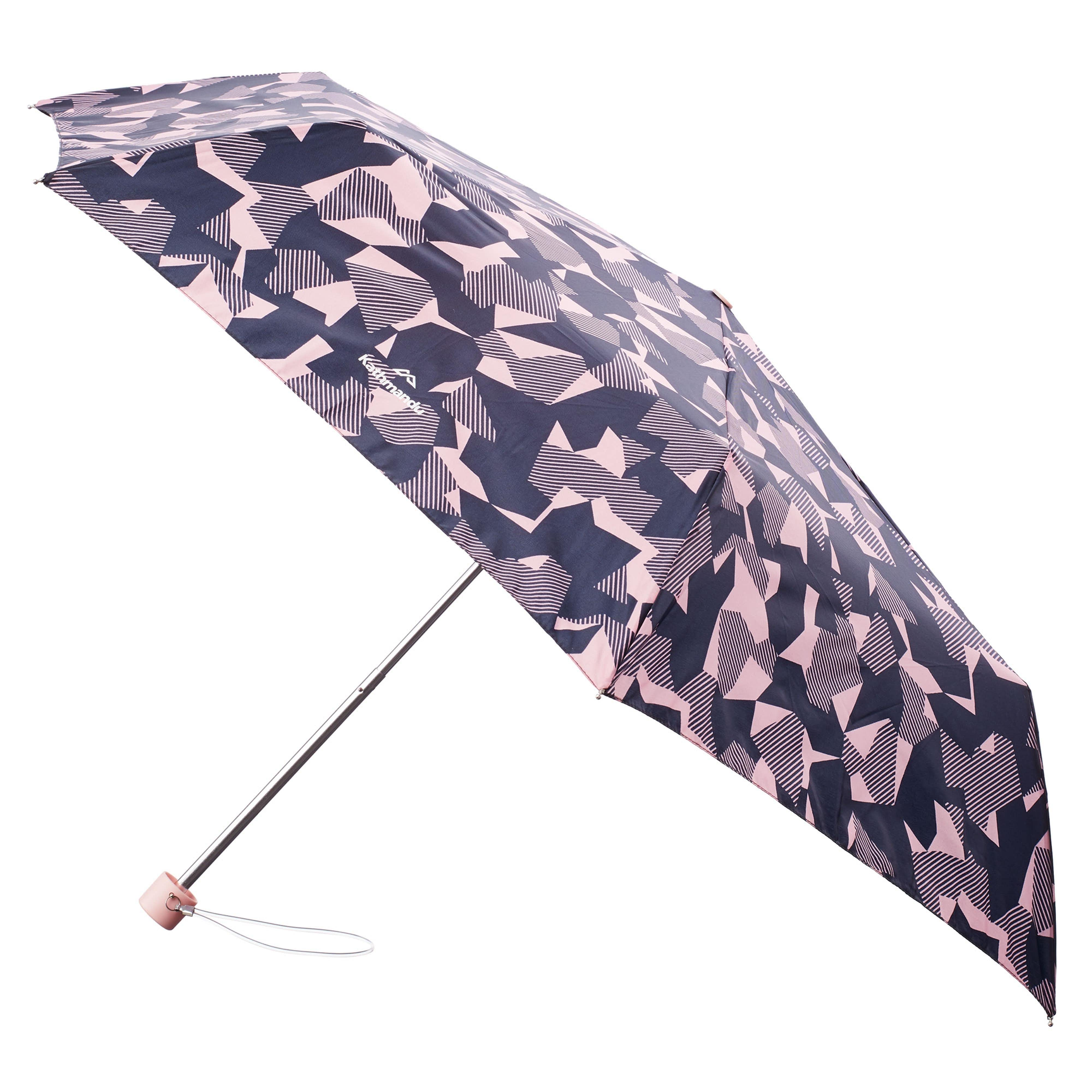 bbf70fe7cce98 Travel Umbrella v3 - Teal Blue