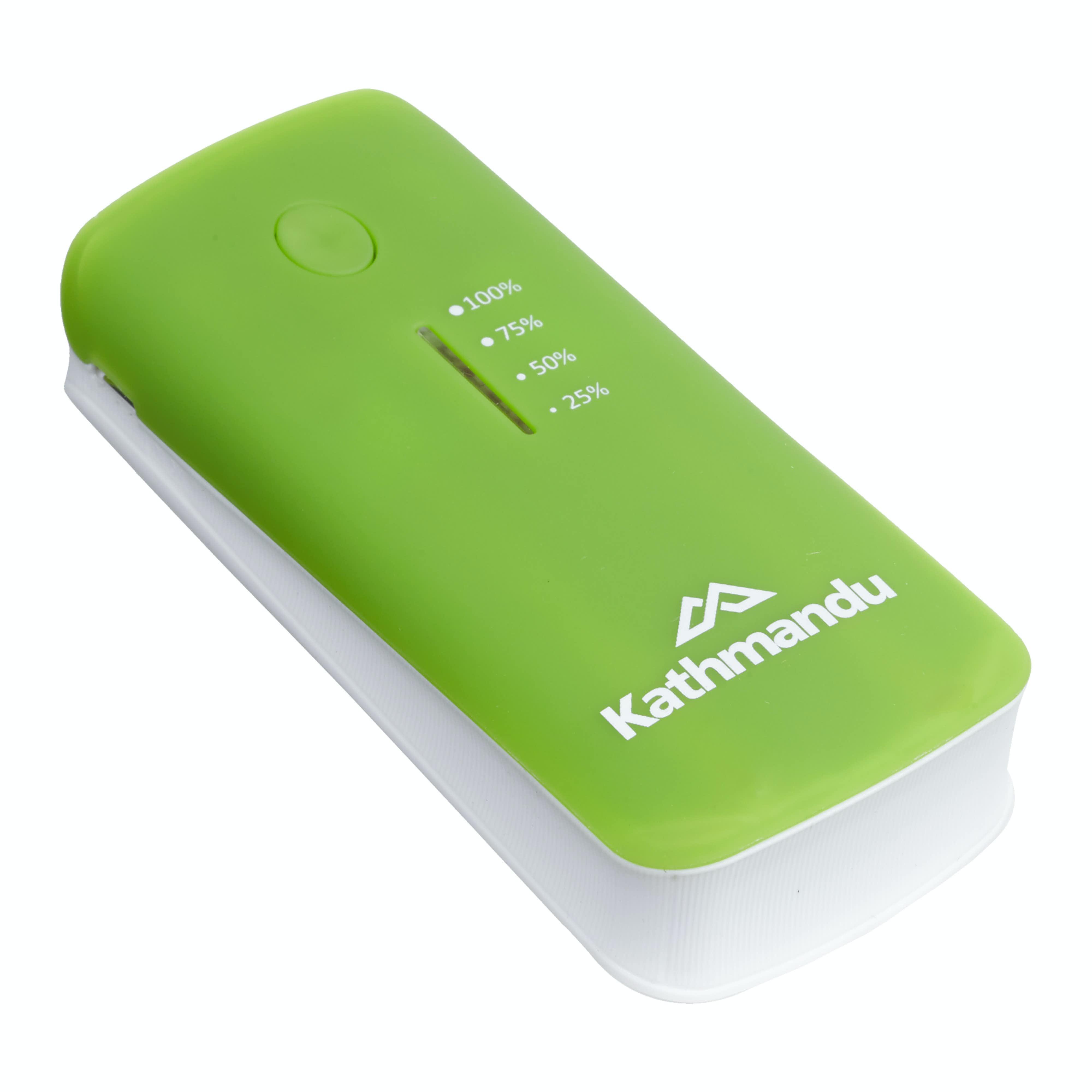Power Bank 5200mAH - Icon Green 110953367c97