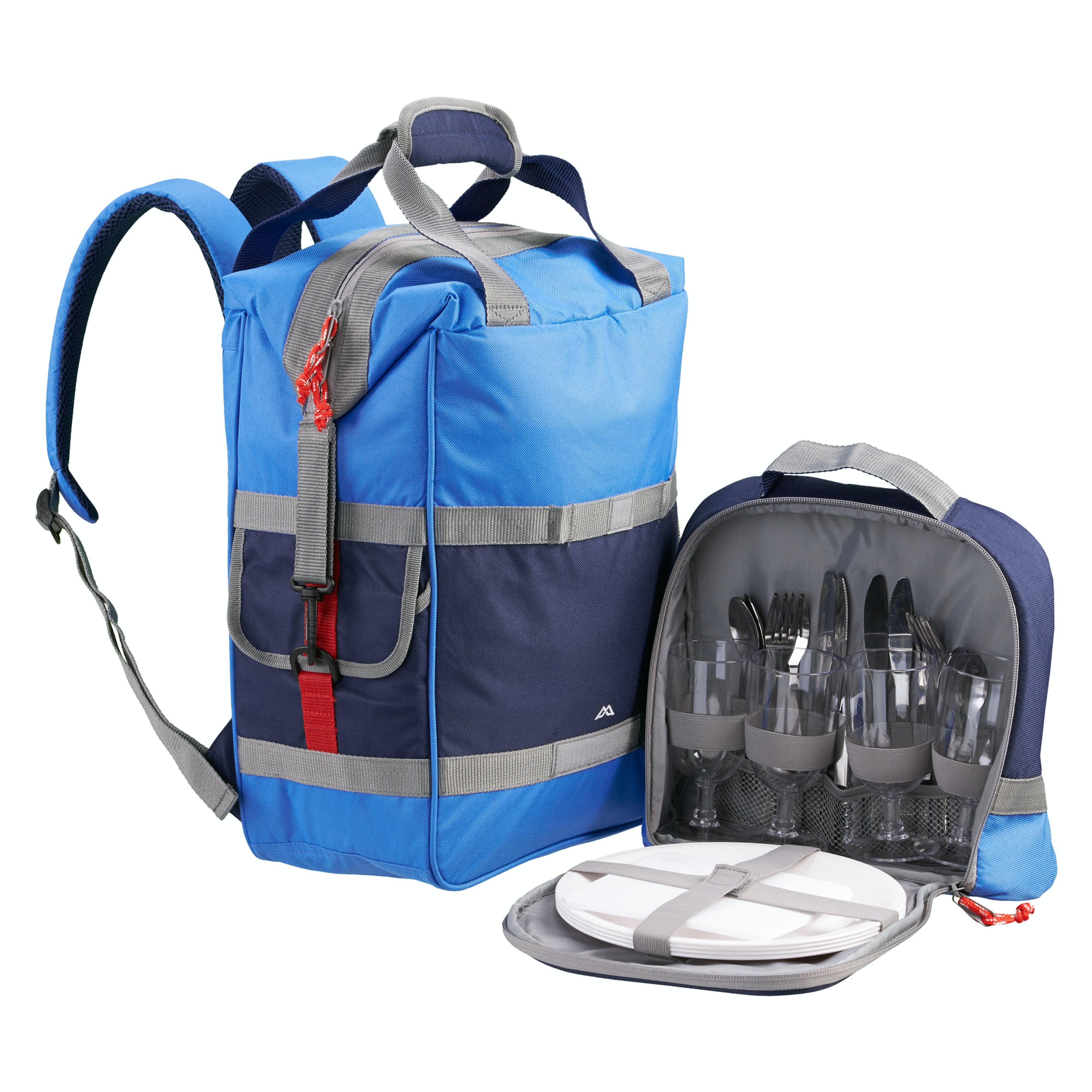 f9ffdb7220453 Picnic Cooler 18L Backpack - 4 Person