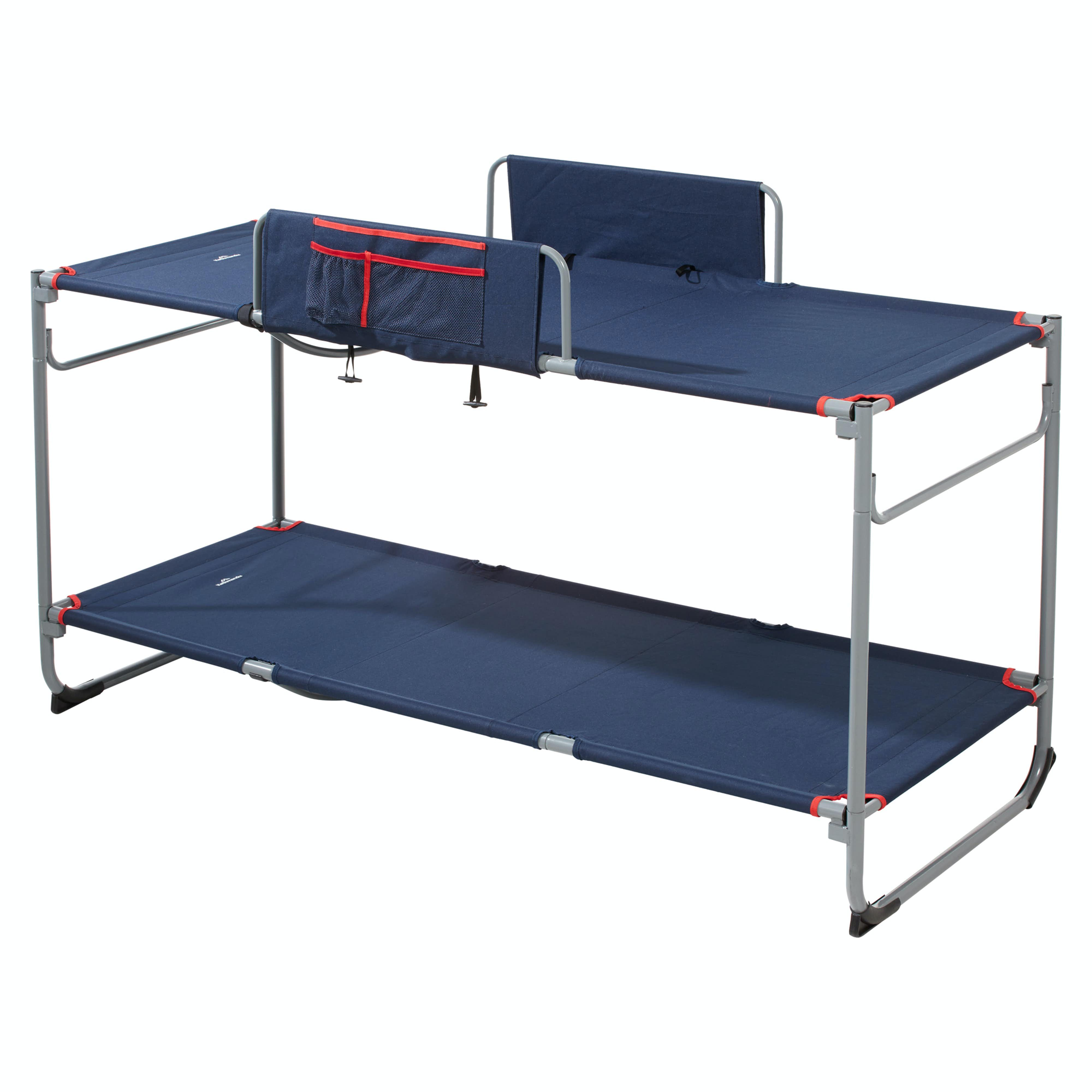 Camping Beds For Tents >> Retreat Dual Use Bunk Bed Dark Navy