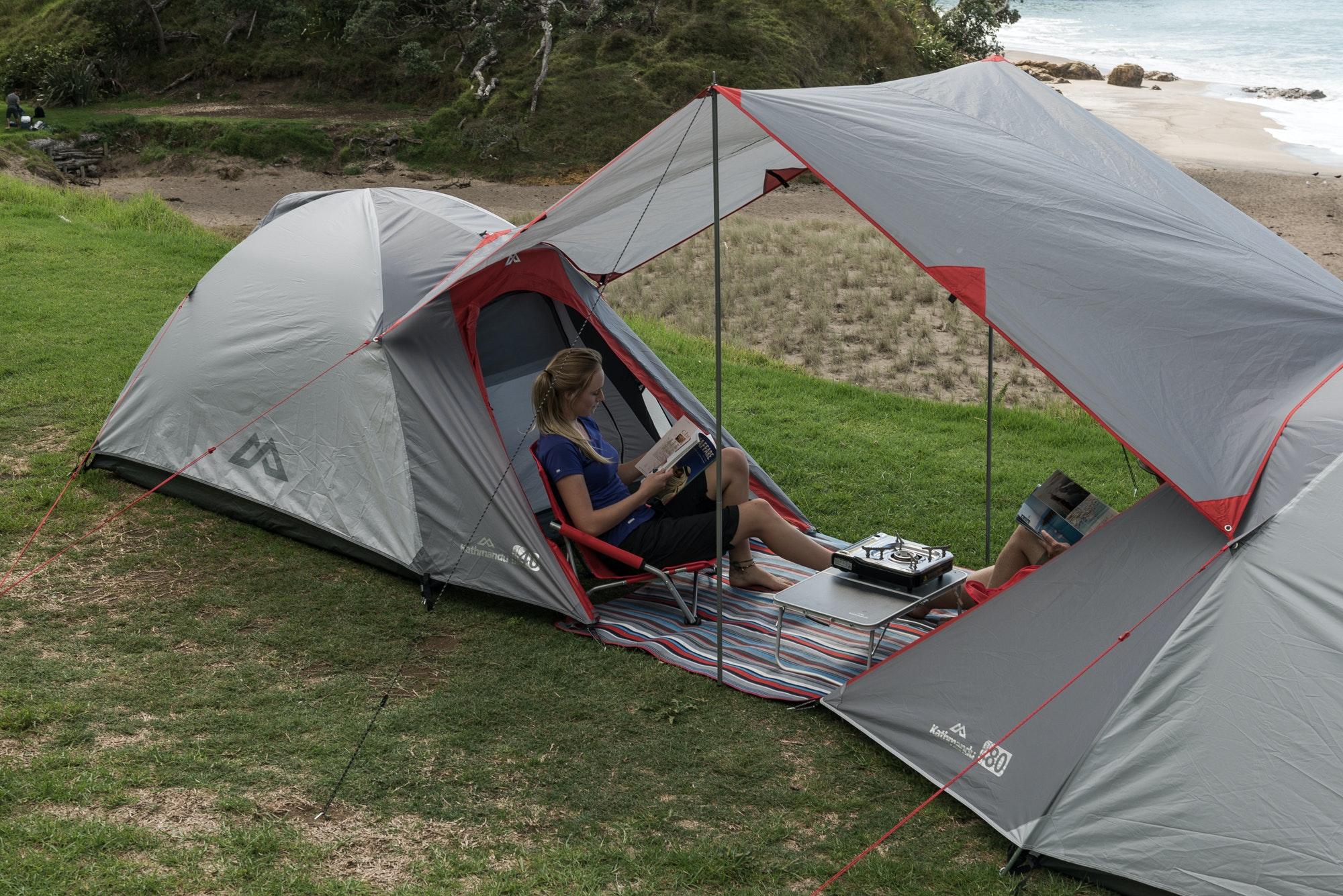 NEW-Kathmandu-Retreat-40-2-Person-Waterproof-Compact-Camping-Hiking-Tent thumbnail 9