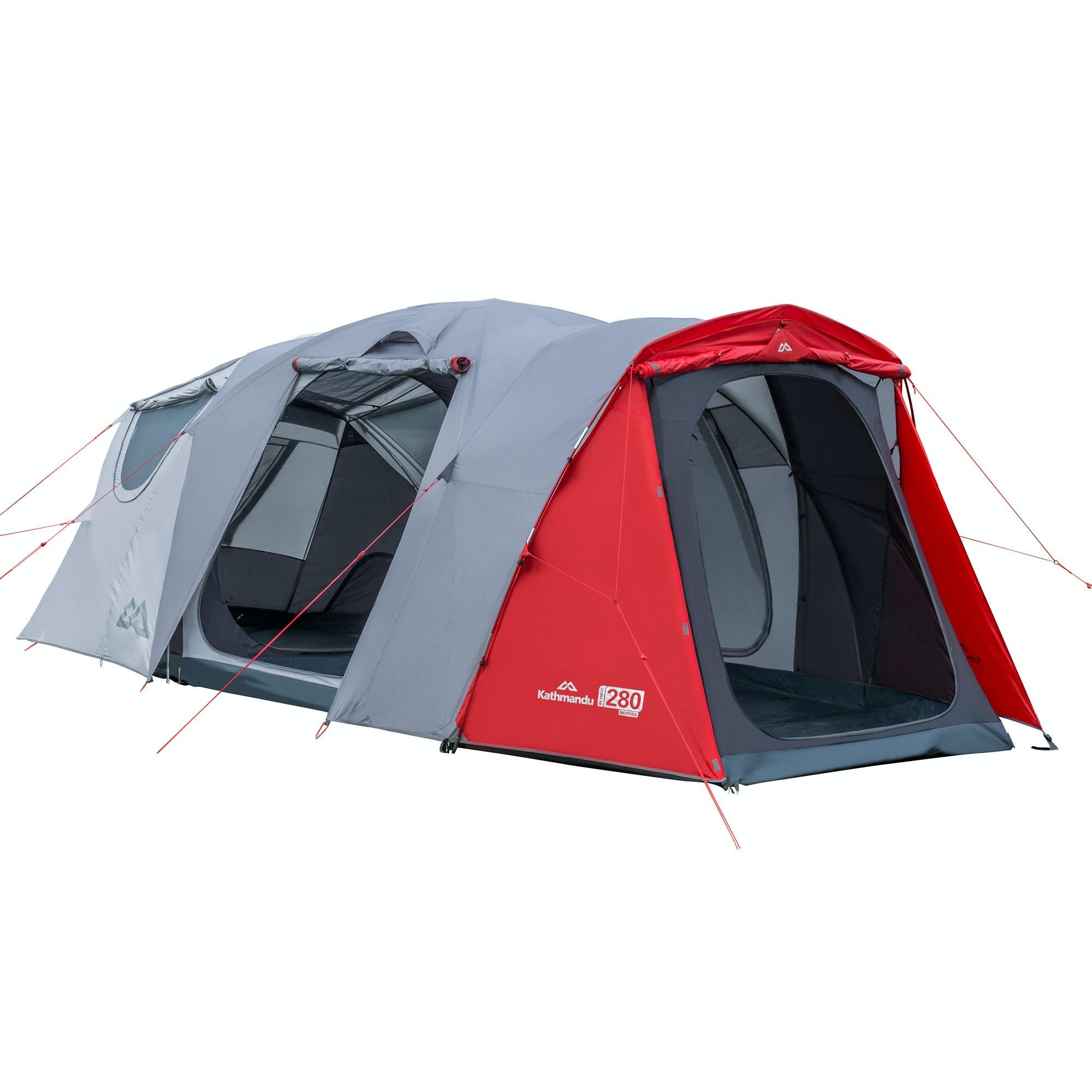Retreat 280 5 Person Module Tent  sc 1 st  Kathmandu & Tents for Sale | 23456 u0026 7 Person Tent | Kathmandu NZ
