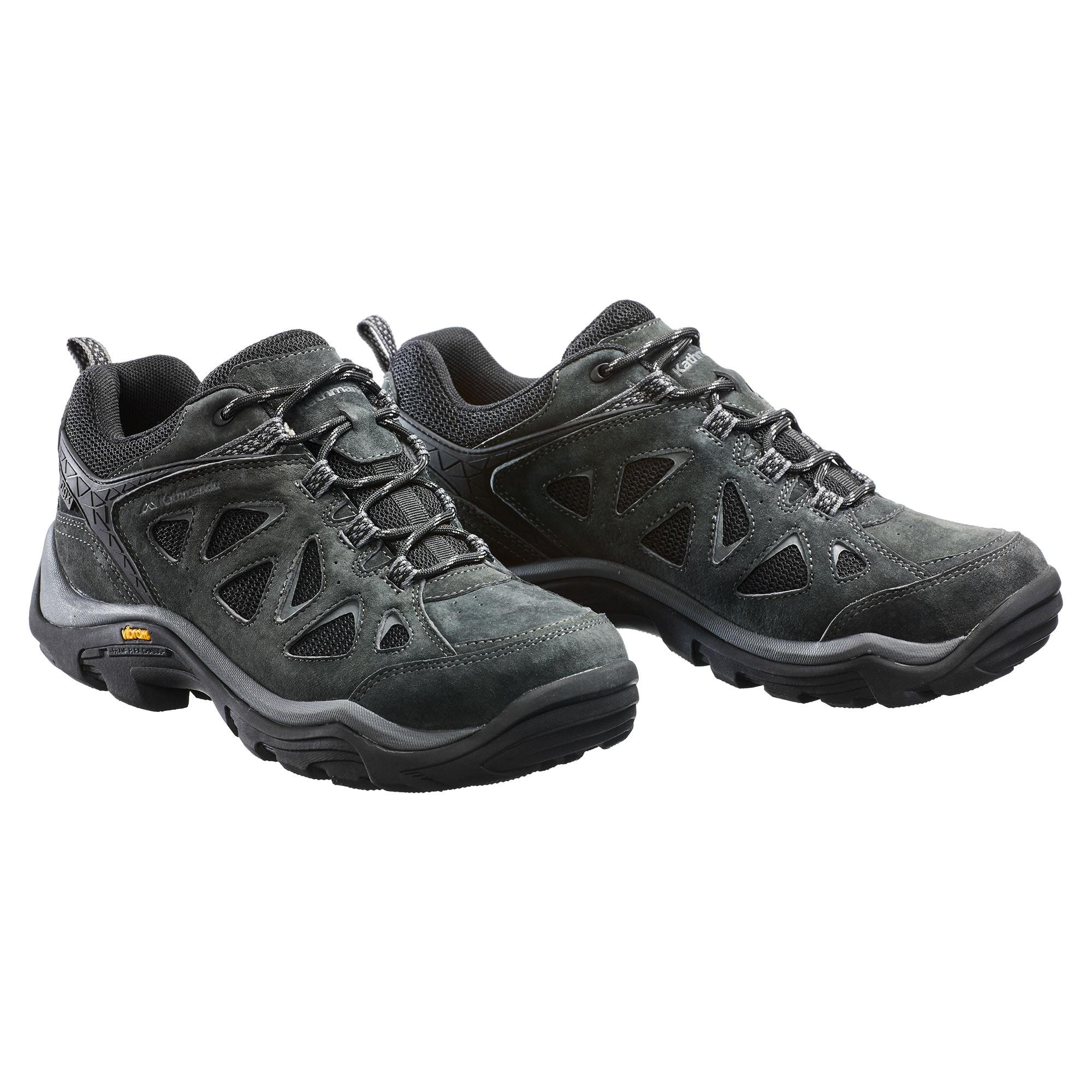 NEW-Kathmandu-Sandover-Men-ngx-Hiking-Shoes-Waterproof-Breathable-Liner-Vibram thumbnail 5