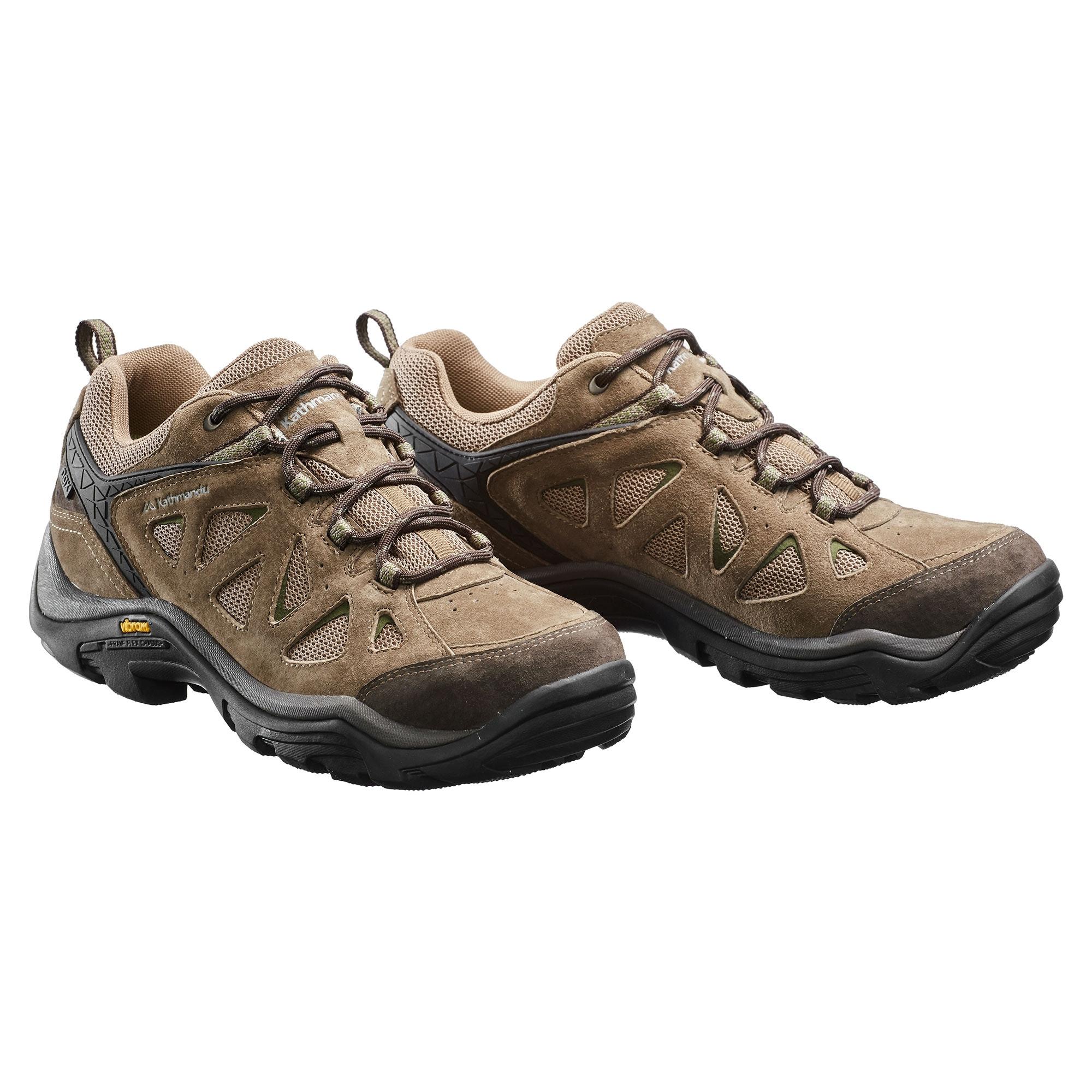 NEW-Kathmandu-Sandover-Men-ngx-Hiking-Shoes-Waterproof-Breathable-Liner-Vibram thumbnail 10