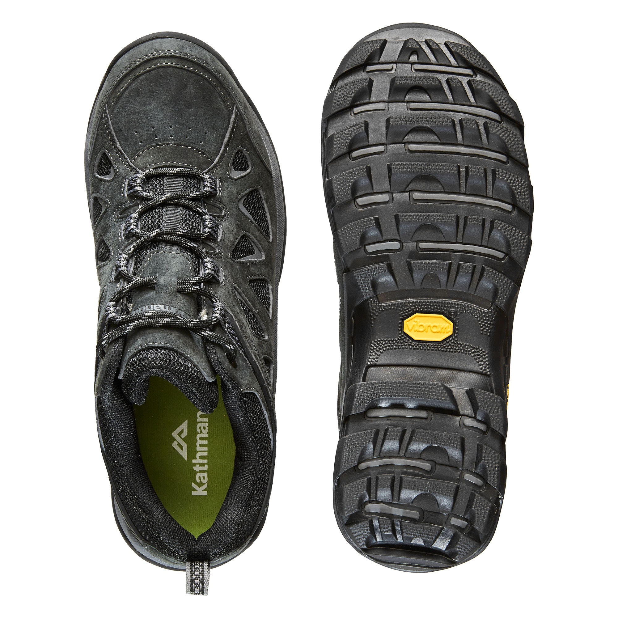 NEW-Kathmandu-Sandover-Men-ngx-Hiking-Shoes-Waterproof-Breathable-Liner-Vibram thumbnail 6