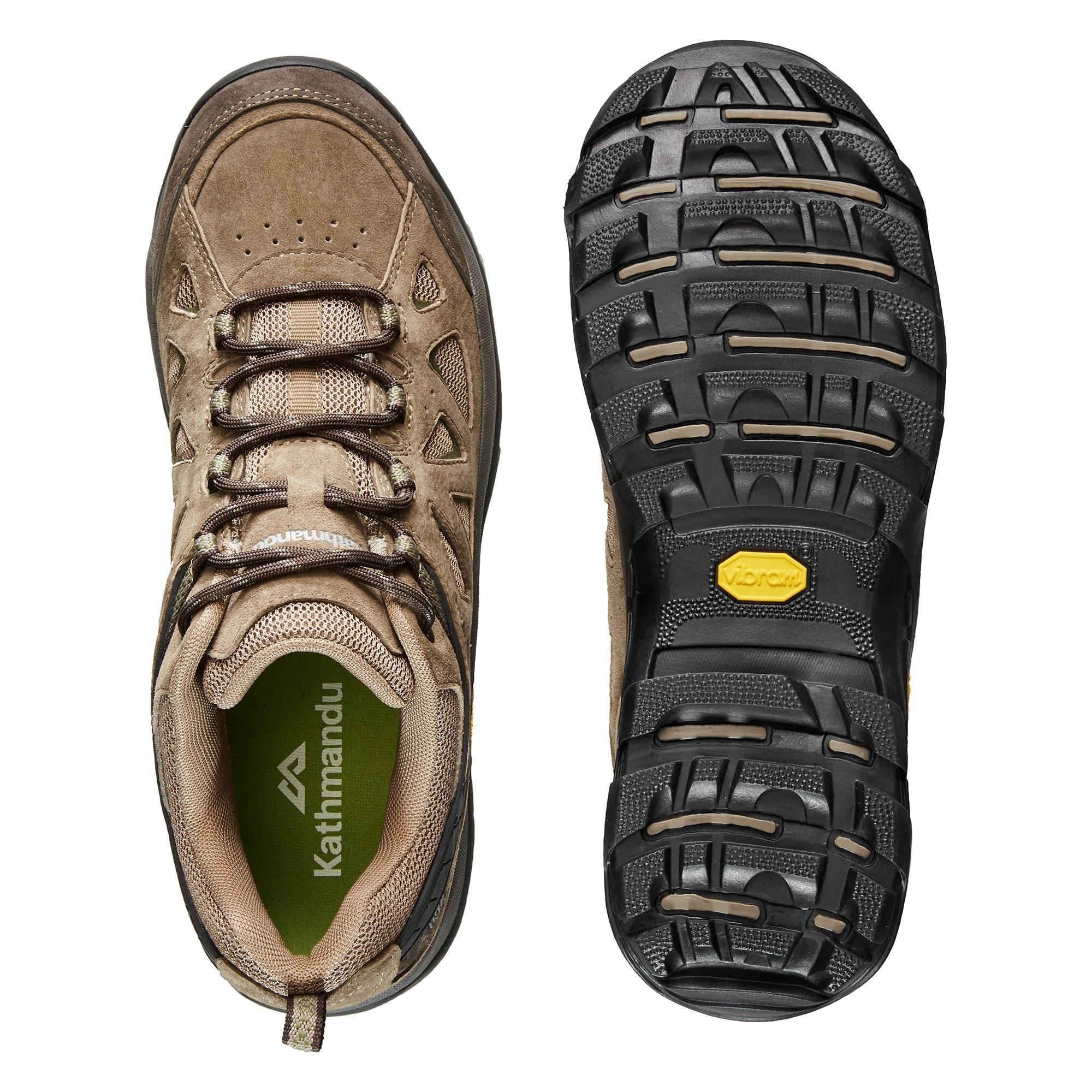 NEW-Kathmandu-Sandover-Men-ngx-Hiking-Shoes-Waterproof-Breathable-Liner-Vibram thumbnail 11