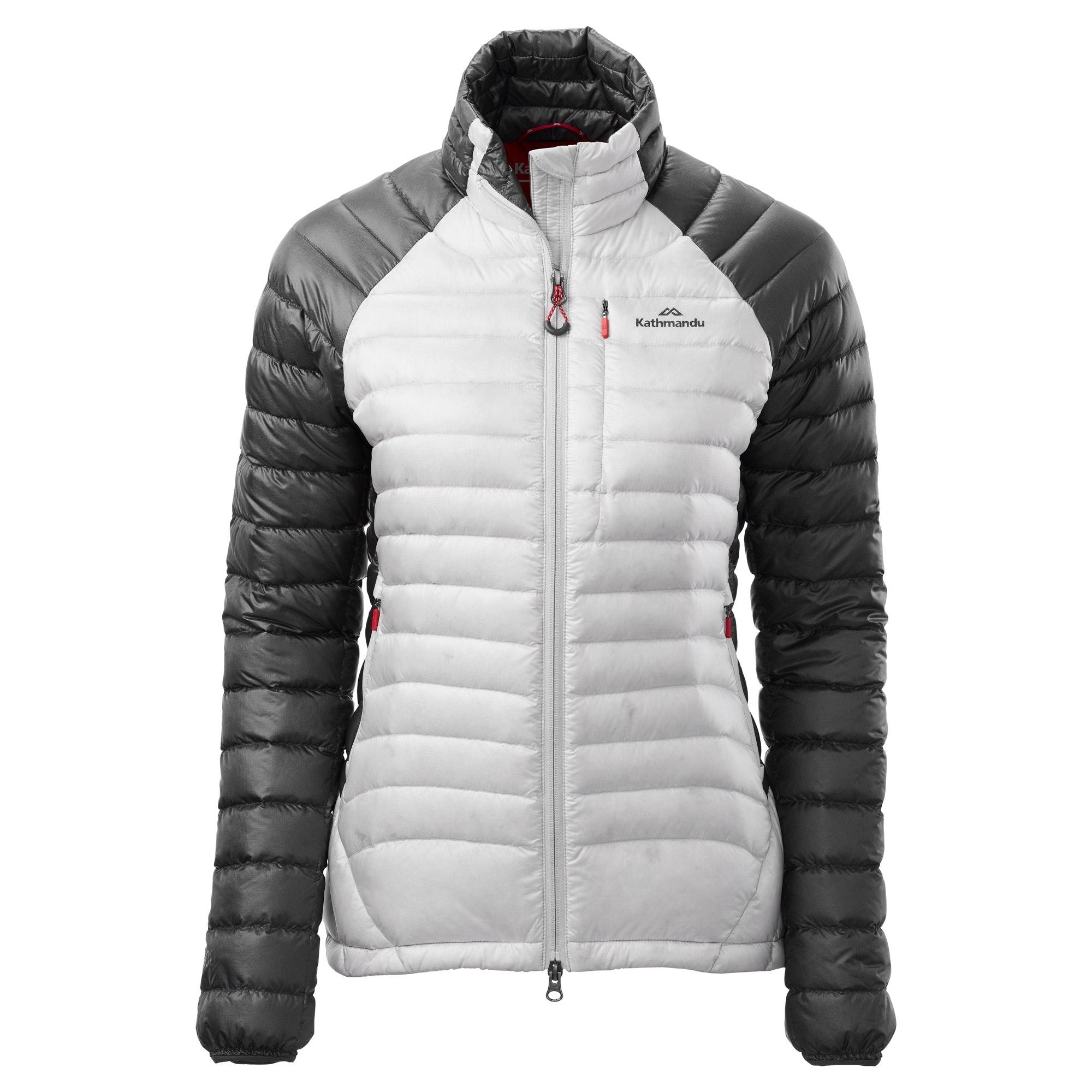 316c85d0473 Kathmandu XT Ultralight Water Repellent Women Winter Down Puffer Jacket  Slim Fit