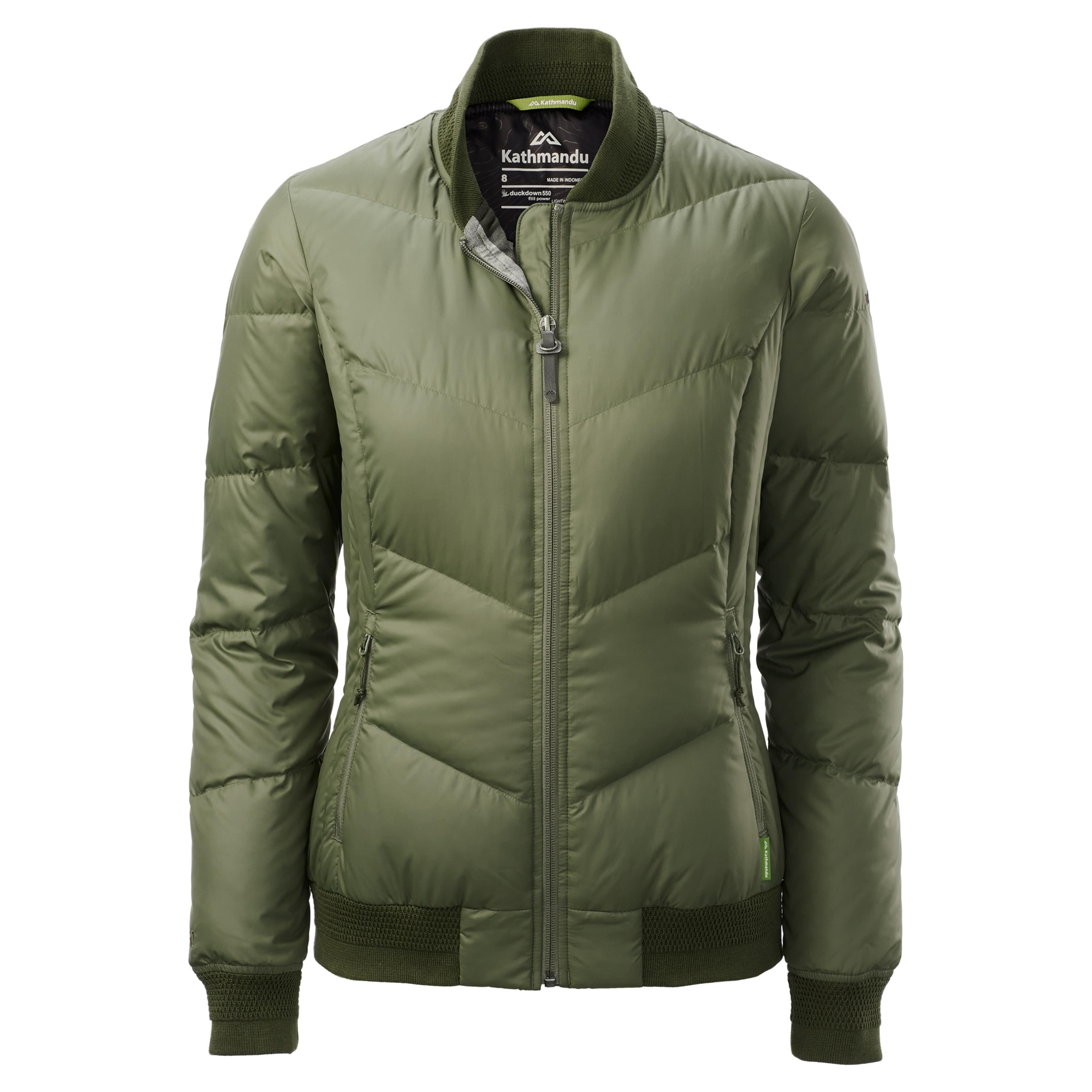5f283bd42 Federate Women's Down Bomber Jacket