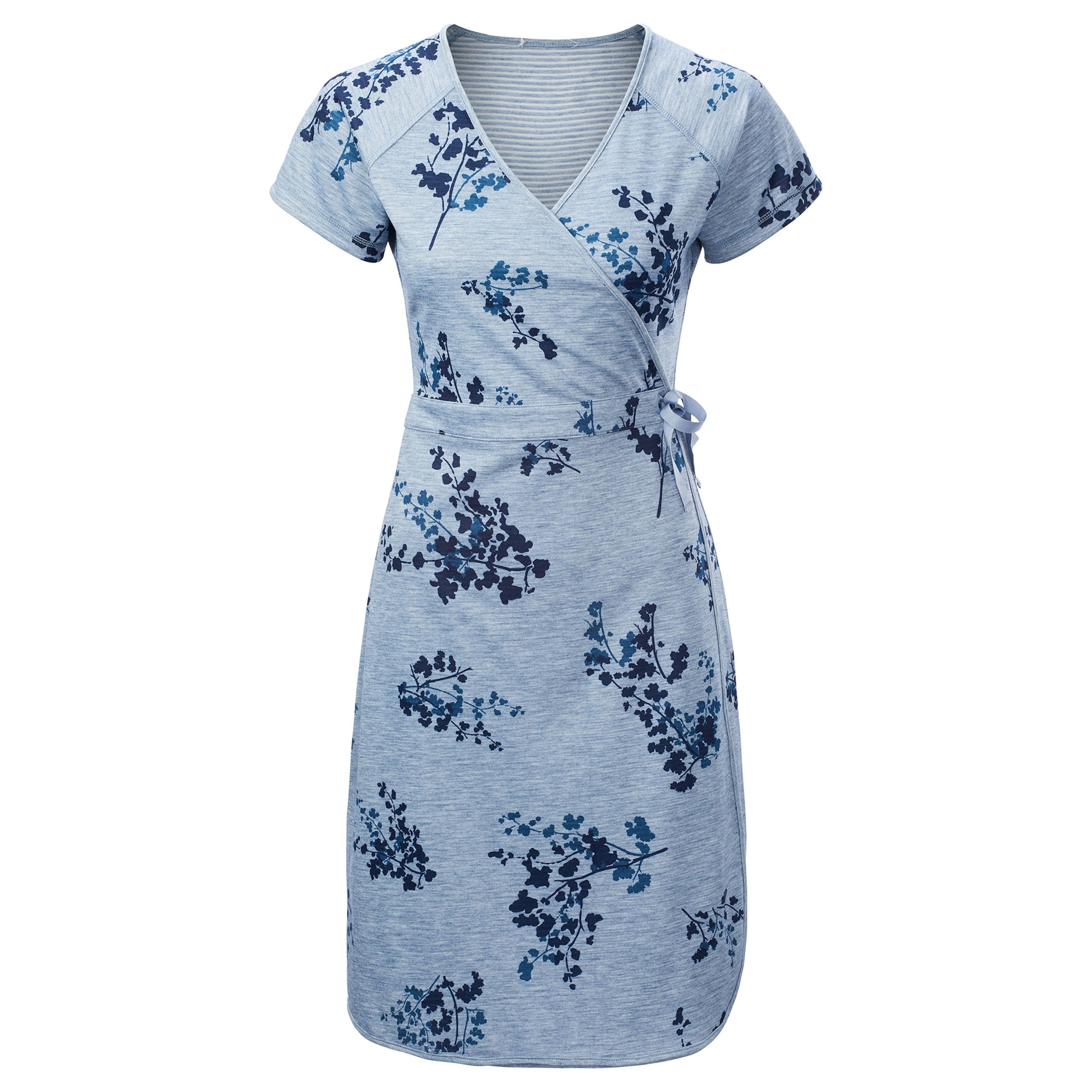 45f199edaca Adapt Womens Reversible Wrap Dress