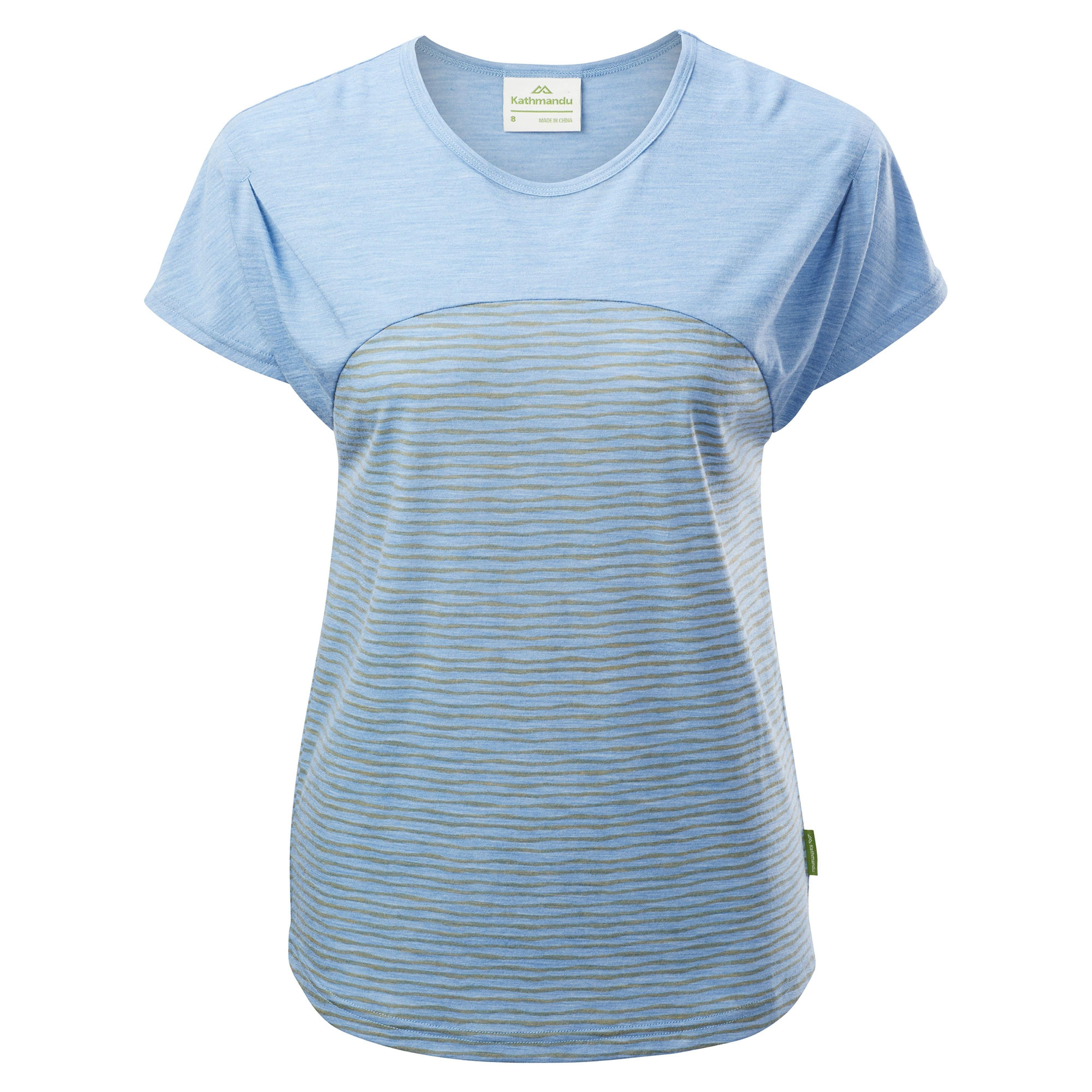 2c822481 Navua Women's Merino Blend Top