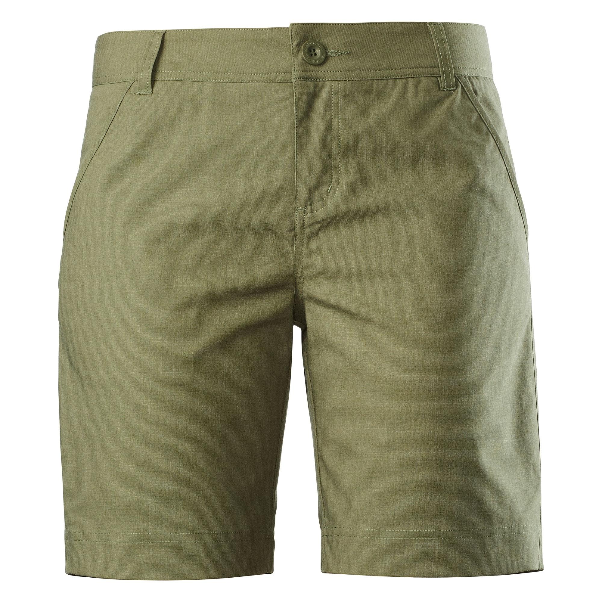 074bb800953 Details about NEW Kathmandu Flaxton Womens Mid Length Lightweight Stylish  Casual Travel Shorts
