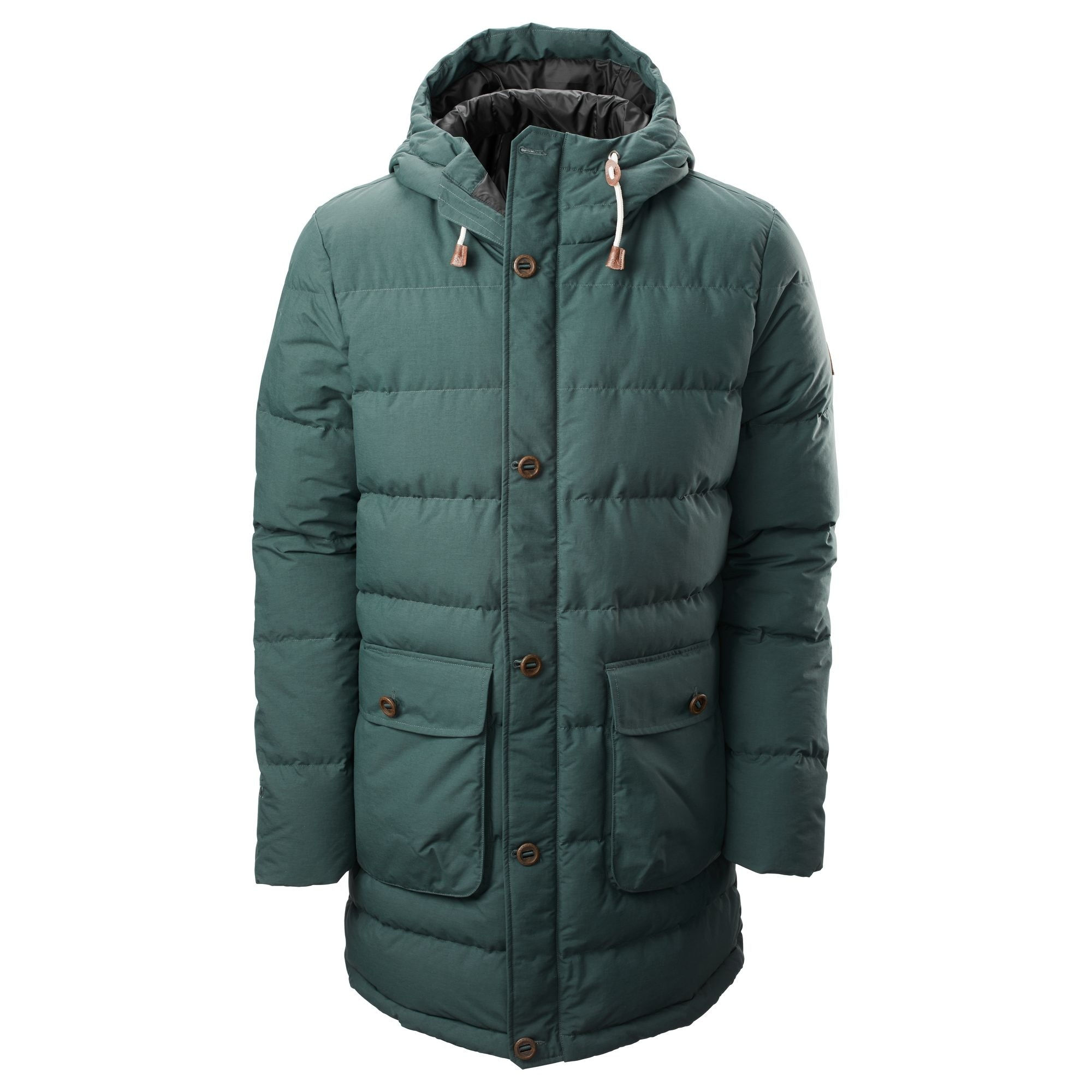 Hiking Jackets Active Men Winter Duck Down Jacket Outdoor Hooded Camping Hiking Trekking Windproof Cold Proof Windbreaker Thick Male Warm Overcoat 100% Guarantee Camping & Hiking