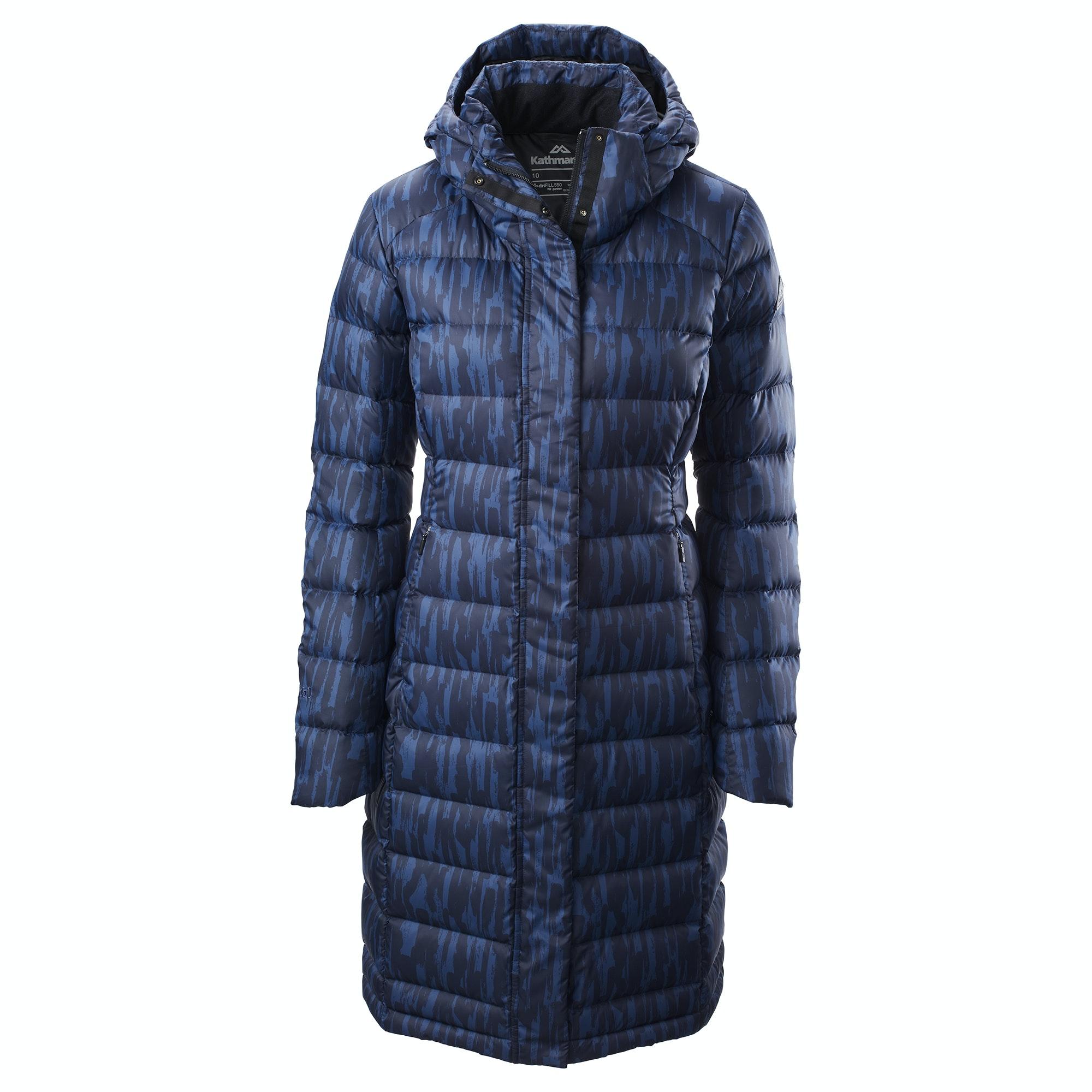 Women's Plus Size Full Length Splendor Down Jacket