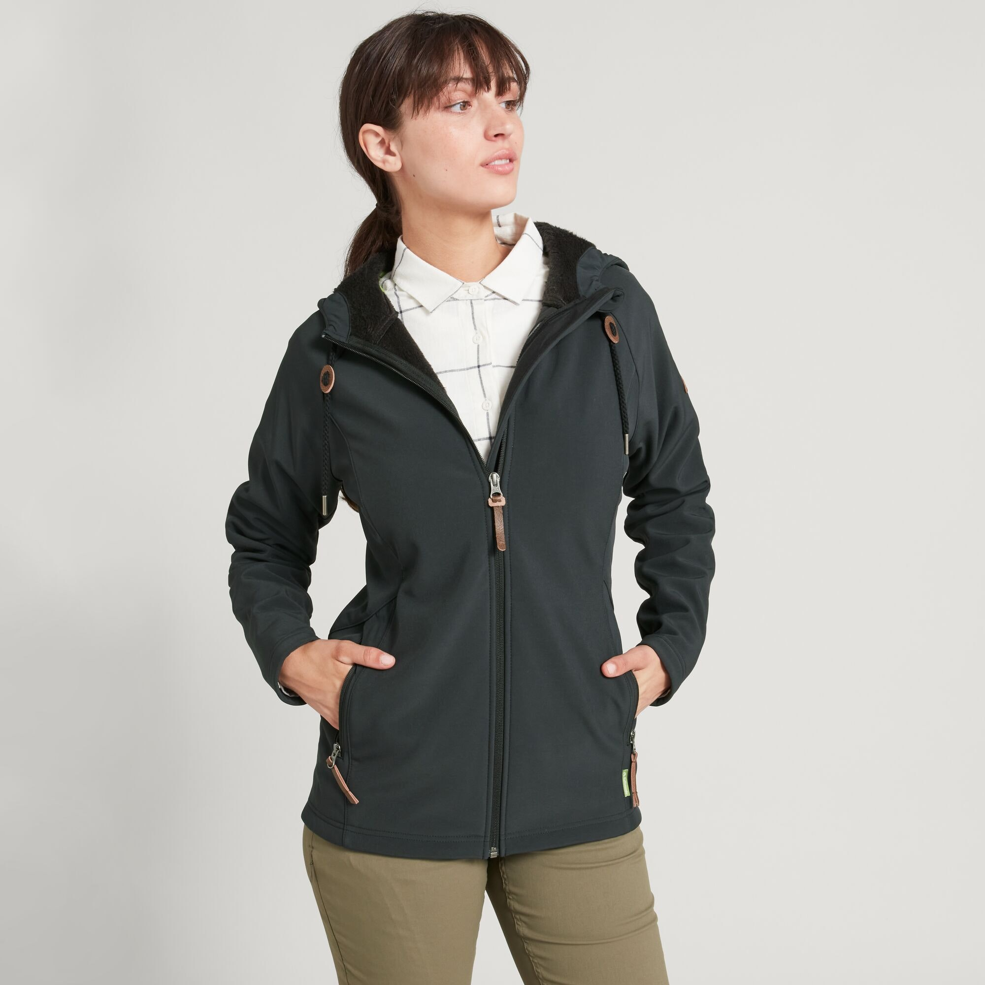 Kathmandu Malazan Softshell Jacket Womens