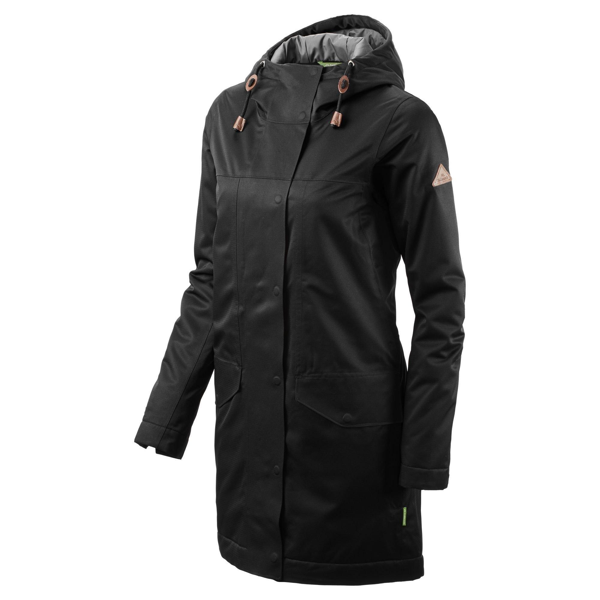 e11730d57 Details about NEW Kathmandu Stockton Waterproof Windproof Insulated Women's  Rain Coat Jacket