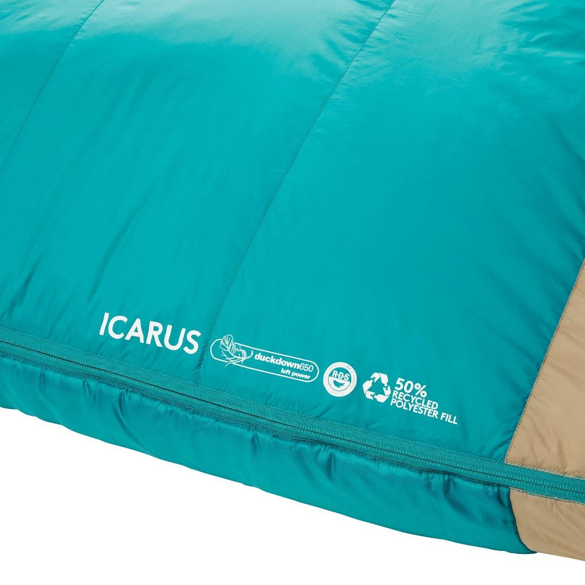 NEW-Kathmandu-Icarus-Hybrid-Sleeping-Bag thumbnail 6