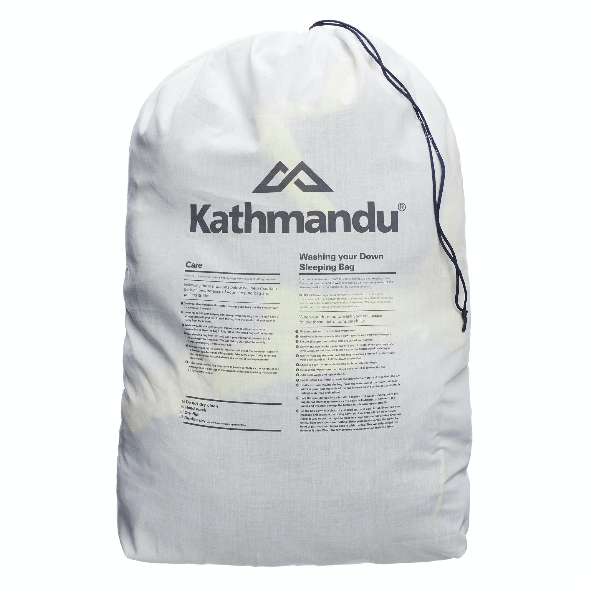 NEW-Kathmandu-Icarus-Hybrid-Sleeping-Bag thumbnail 12