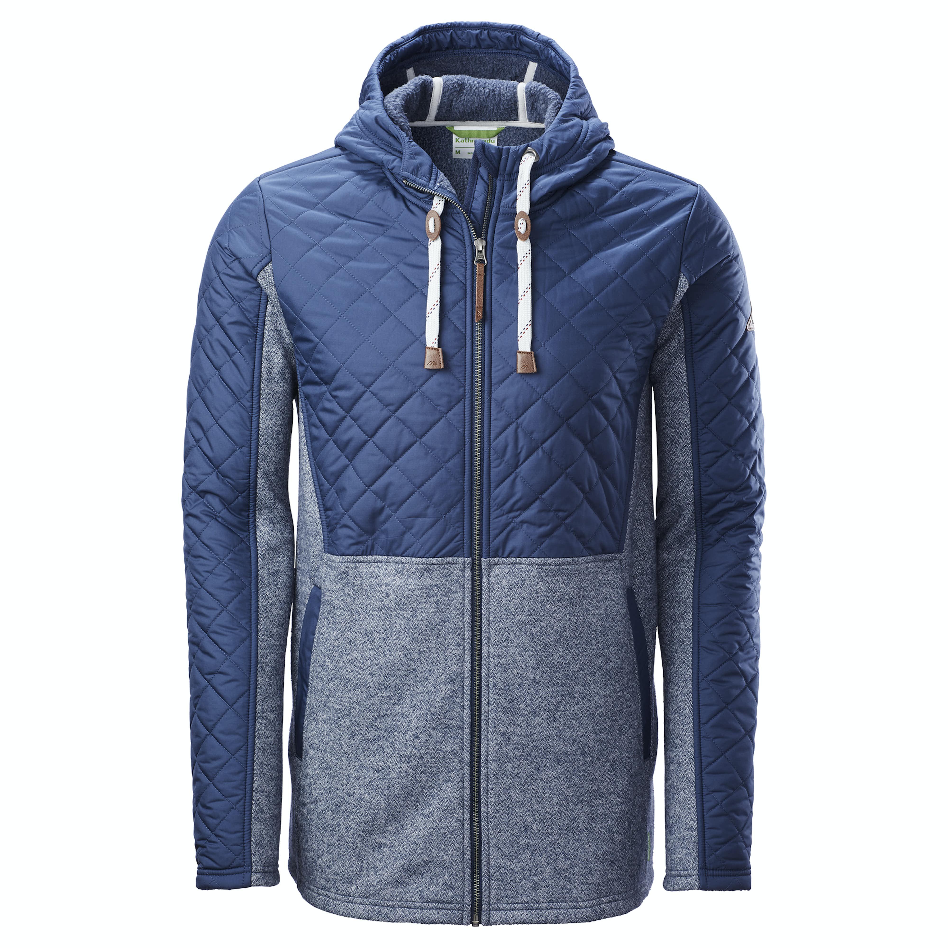 1bbd4b39988c Forerunner Men s Longline Jacket