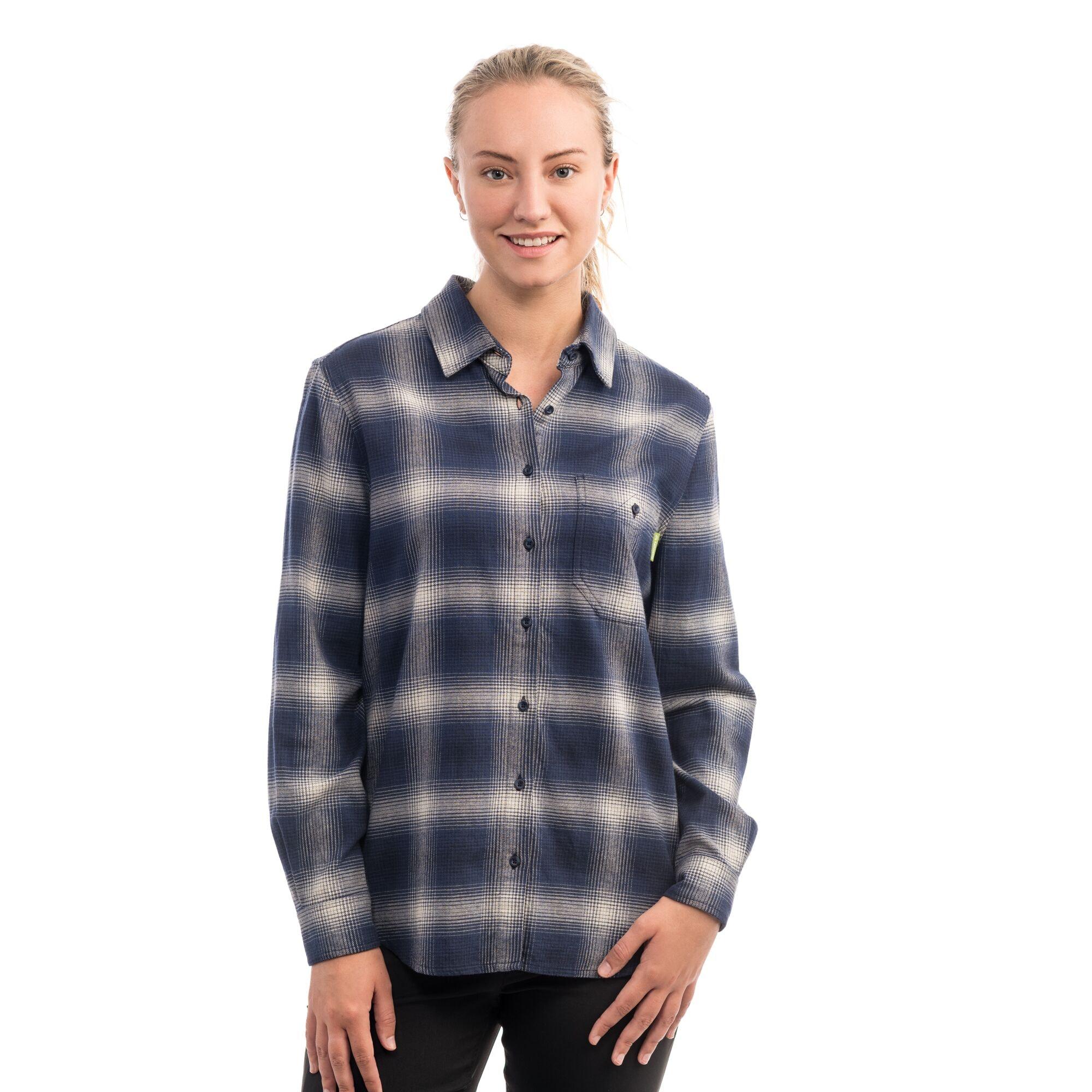 thumbnail 10 - NEW Kathmandu Carrillon Women's Long Sleeve Shirt