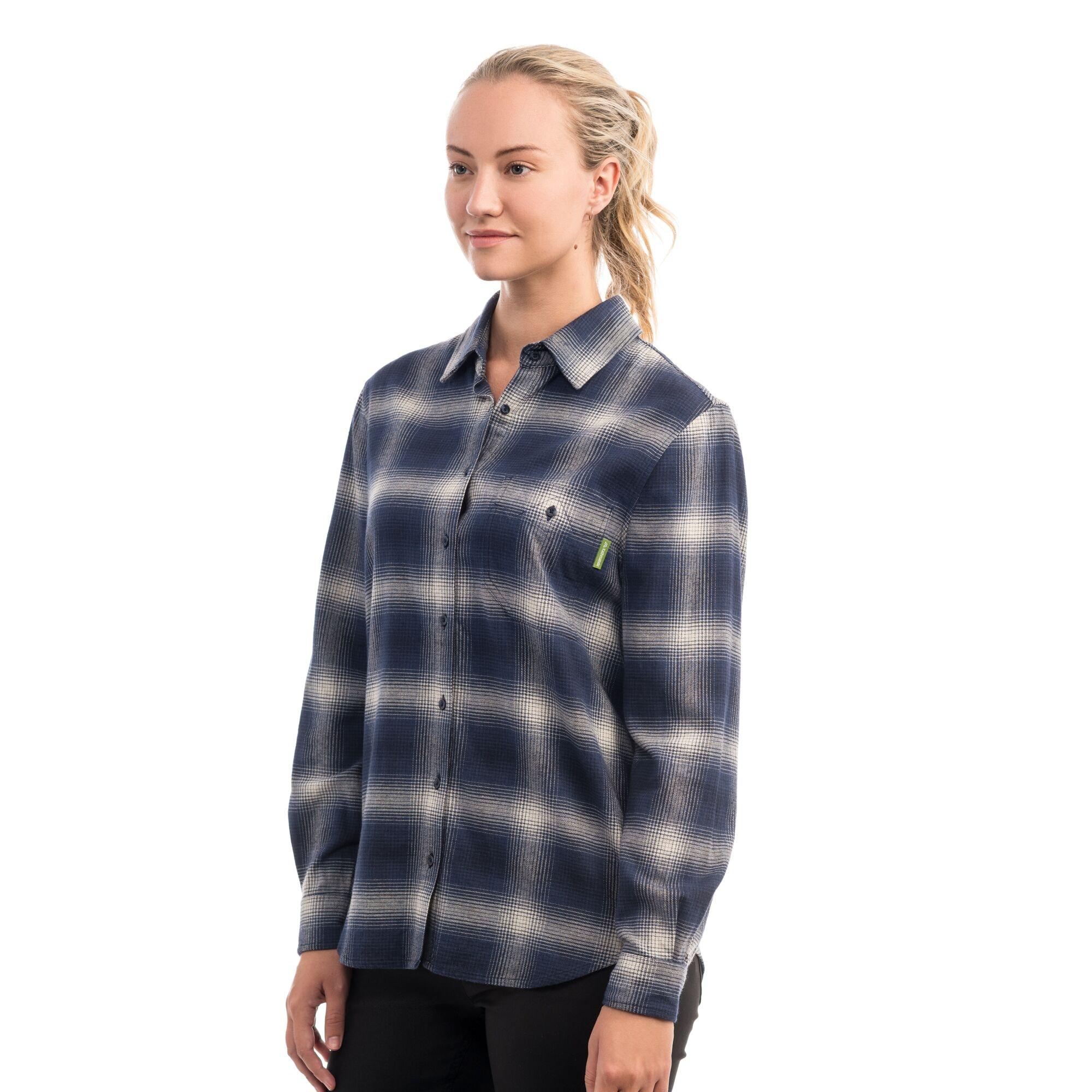 thumbnail 11 - NEW Kathmandu Carrillon Women's Long Sleeve Shirt