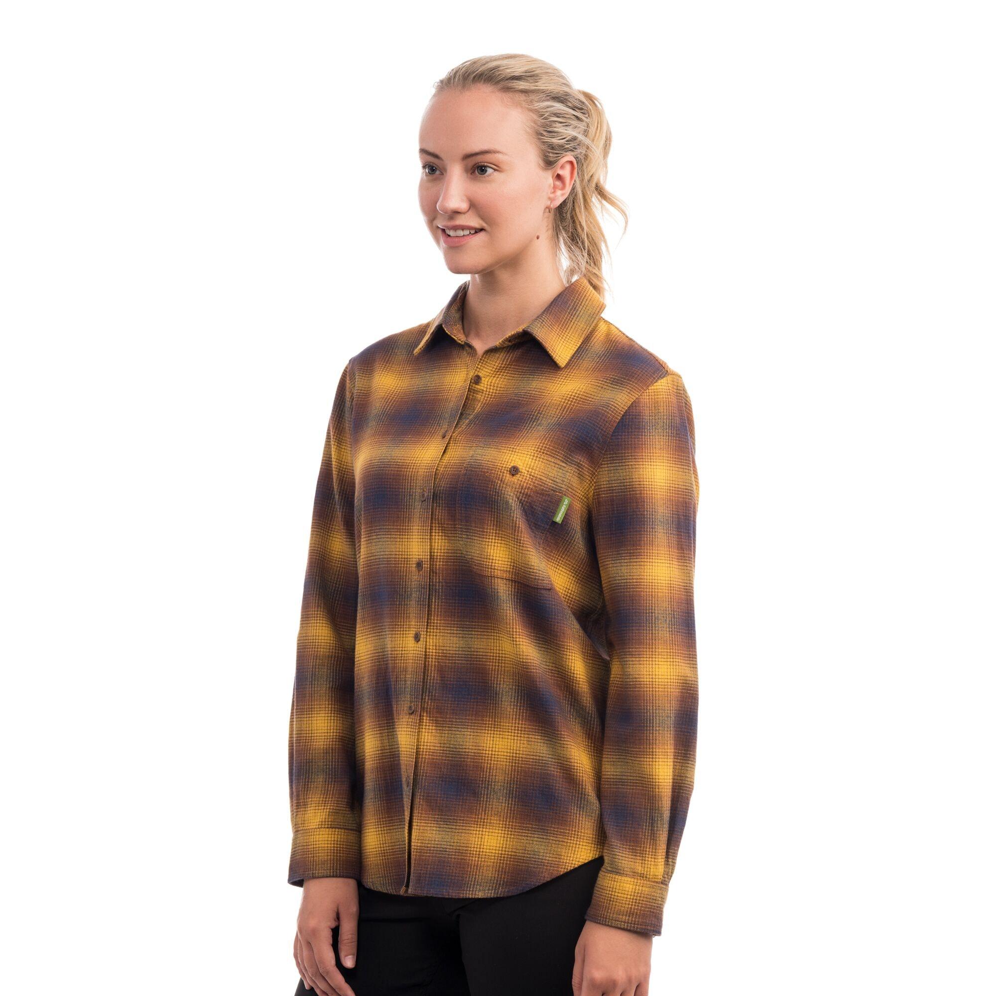 thumbnail 16 - NEW Kathmandu Carrillon Women's Long Sleeve Shirt