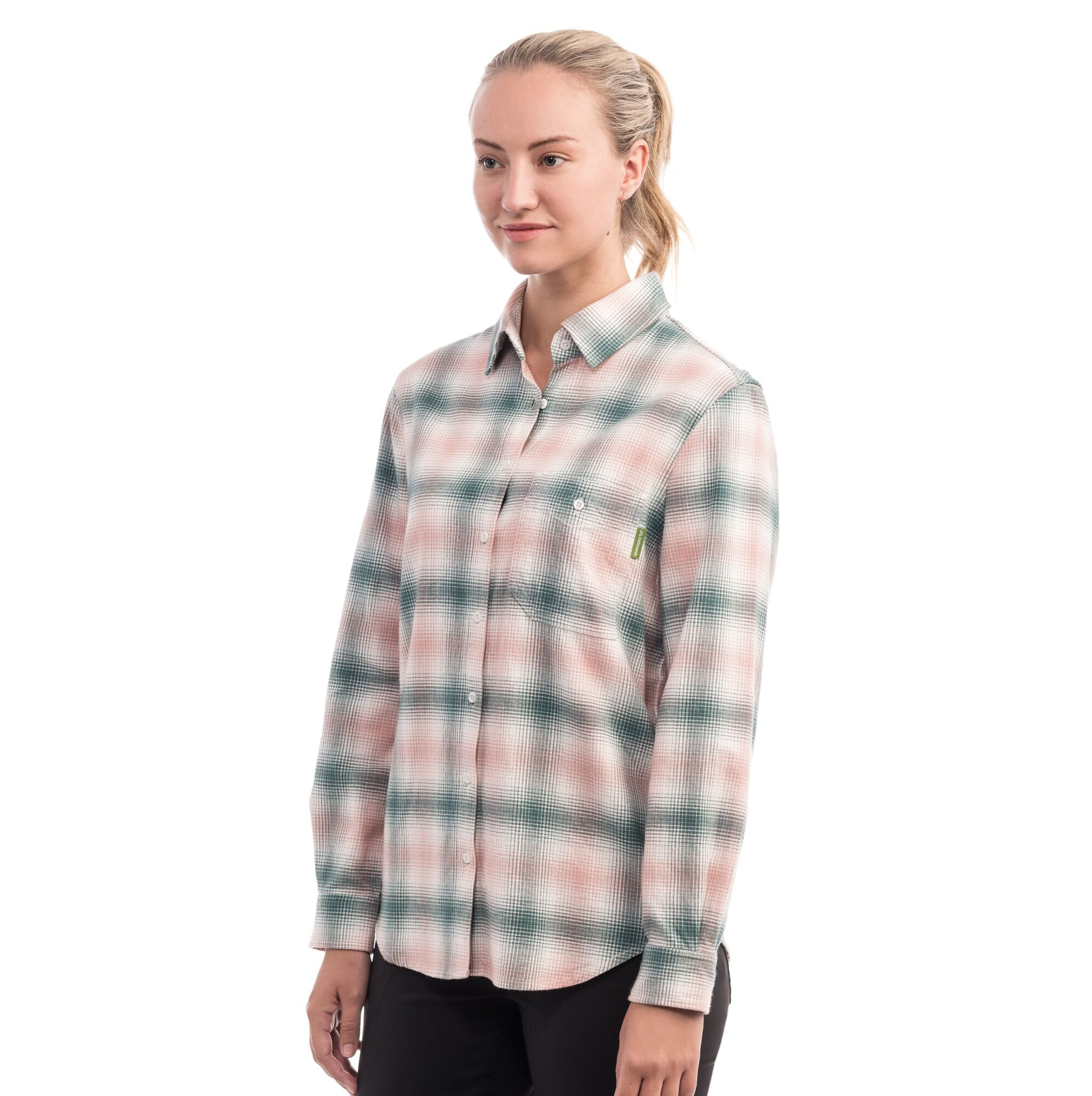 thumbnail 21 - NEW Kathmandu Carrillon Women's Long Sleeve Shirt