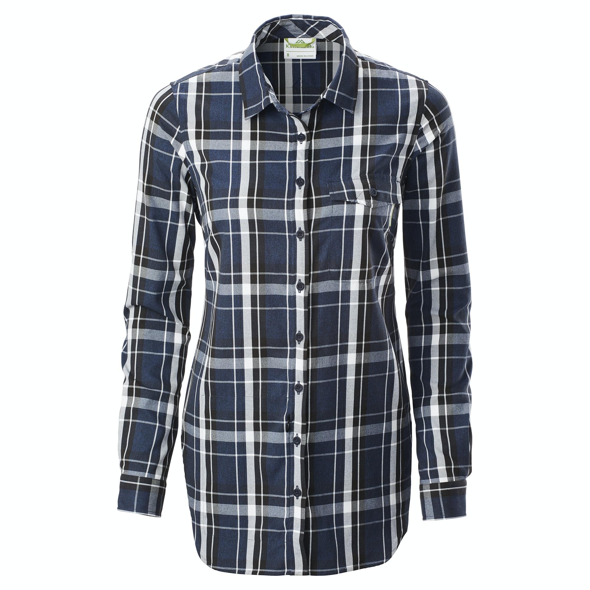 Federate Wmns L/S Shirt v3