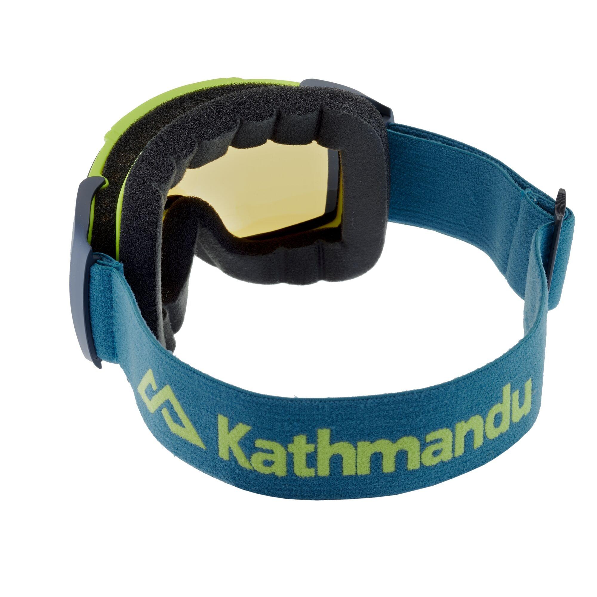 NEW-Kathmandu-Kids-039-Styper-Snow-Goggles thumbnail 32