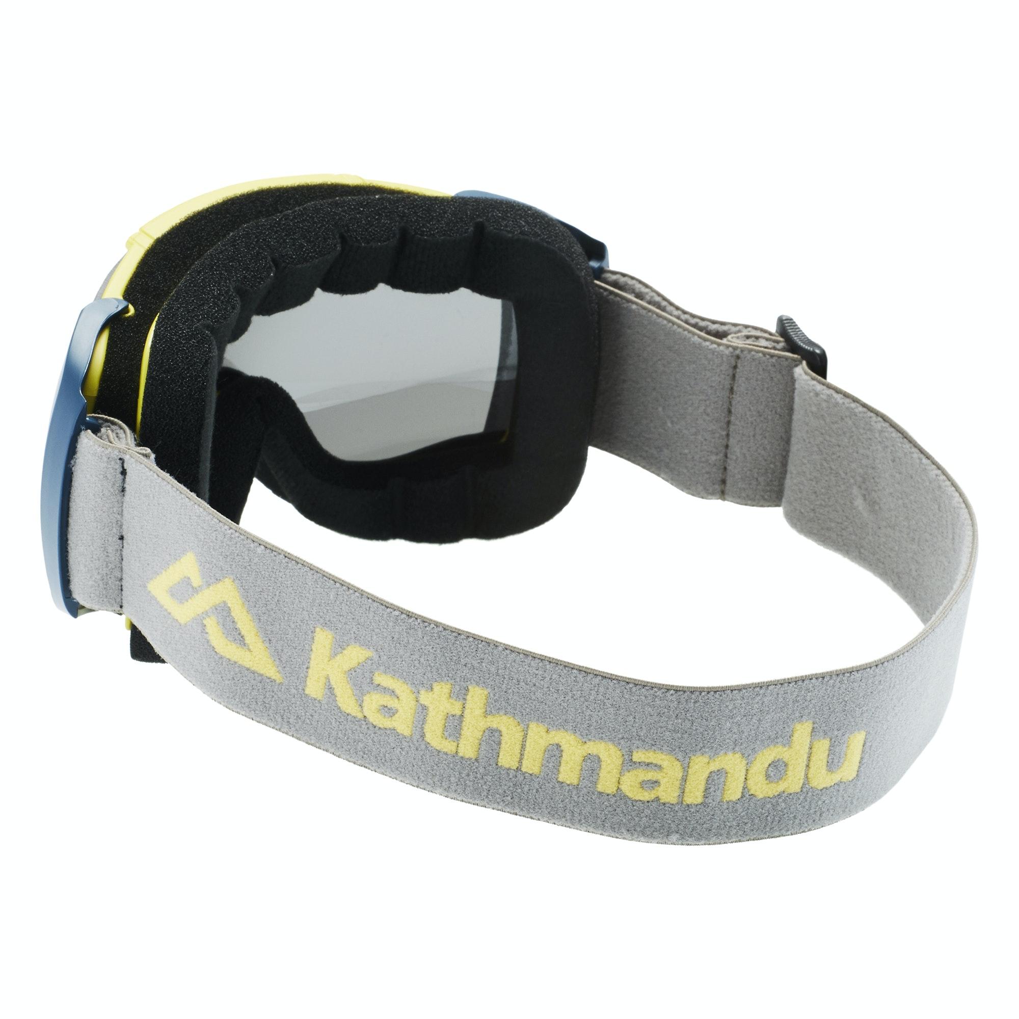 NEW-Kathmandu-Kids-039-Styper-Snow-Goggles thumbnail 9