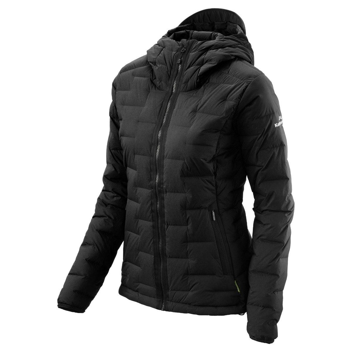 NEW-Kathmandu-Federate-Women-039-s-Stretch-Down-Hooded-Jacket thumbnail 6