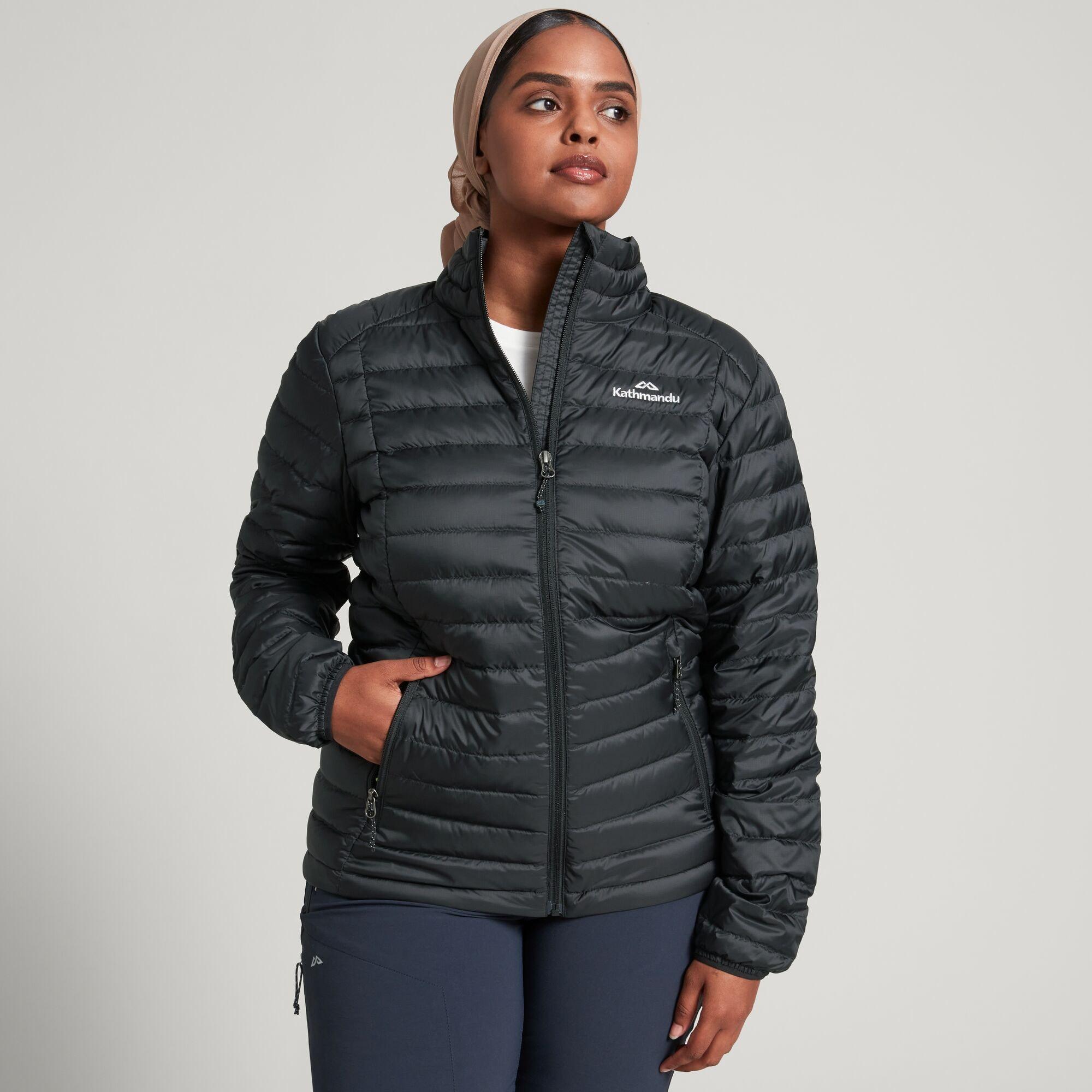 Kathmandu Heli Womens 600 Fill Lightweight Down Jacket