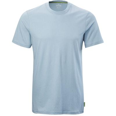 Solid Short Sleeve Crew T-Shirt