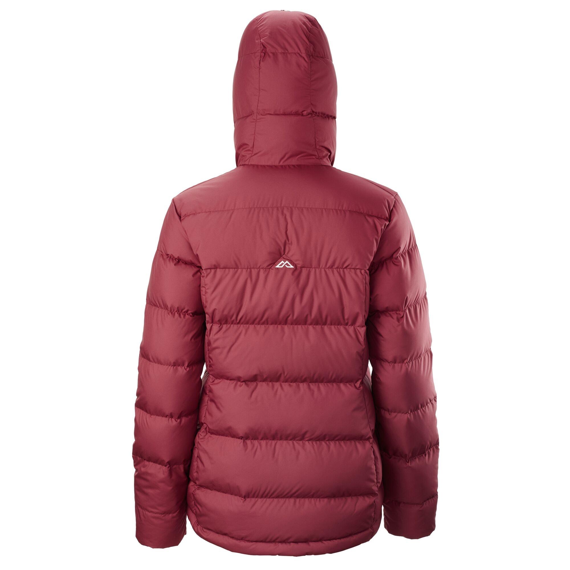 thumbnail 33 - NEW Kathmandu Epiq Womens Hooded Down Puffer 600 Fill Warm Outdoor Winter Jacket