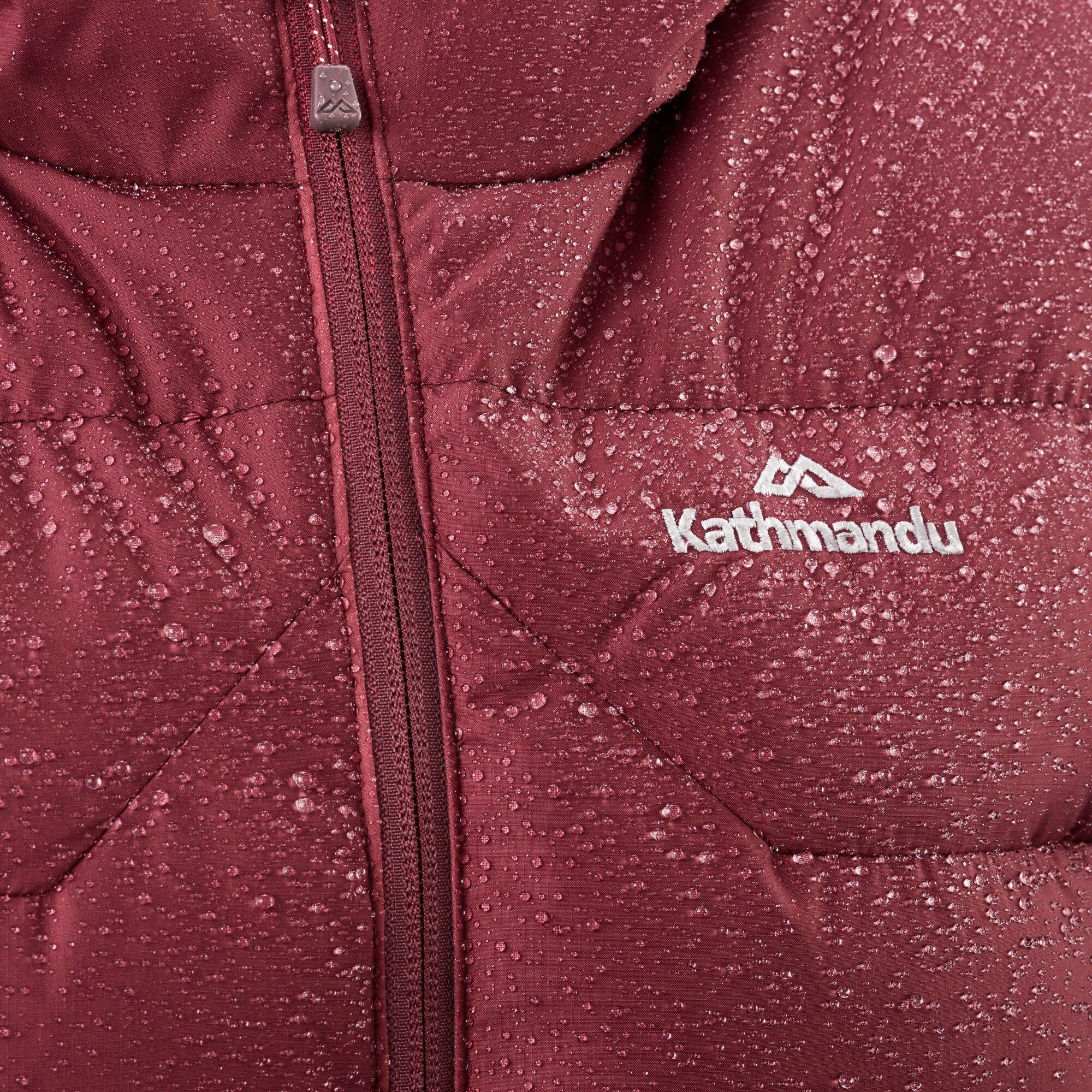 thumbnail 35 - NEW Kathmandu Epiq Womens Hooded Down Puffer 600 Fill Warm Outdoor Winter Jacket