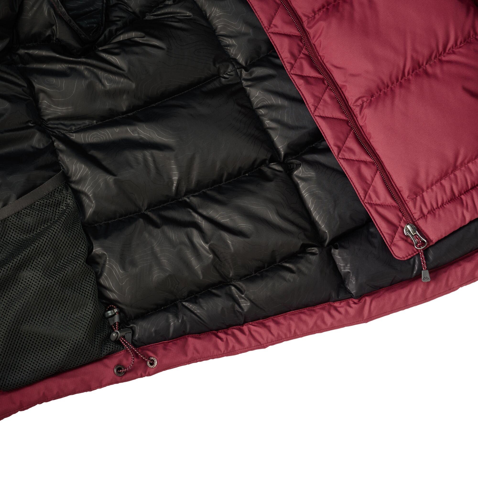 thumbnail 36 - NEW Kathmandu Epiq Womens Hooded Down Puffer 600 Fill Warm Outdoor Winter Jacket